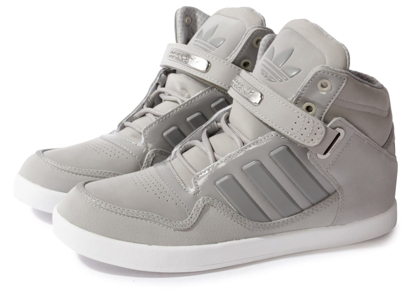 adidas Adi rise 2.0 Grise Chaussures Baskets homme Chausport