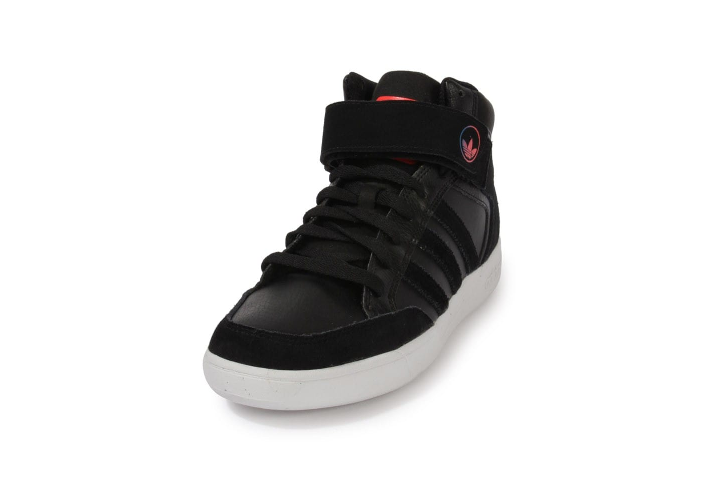 adidas Varial Mid Noire Chaussures Baskets homme Chausport
