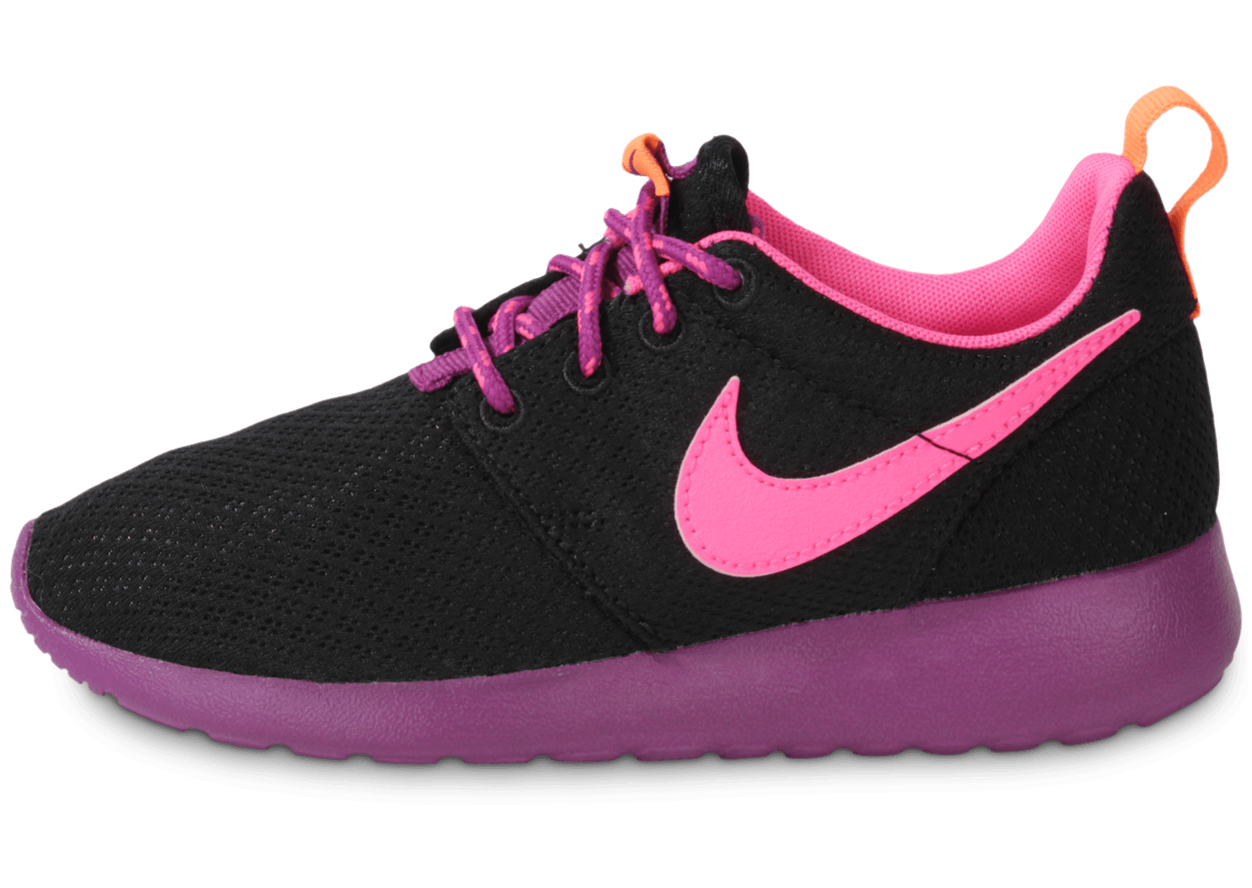 Nike Roshe Run Rose Enfant Chaussures Chaussures Chausport