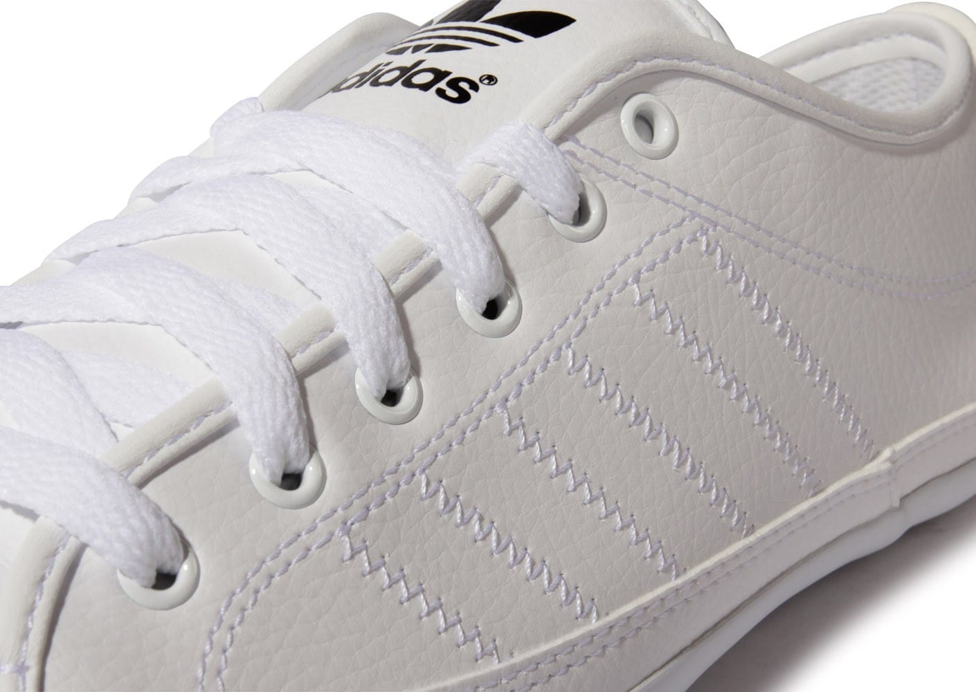 adidas Nizza Remodel Blanche Chaussures Baskets homme