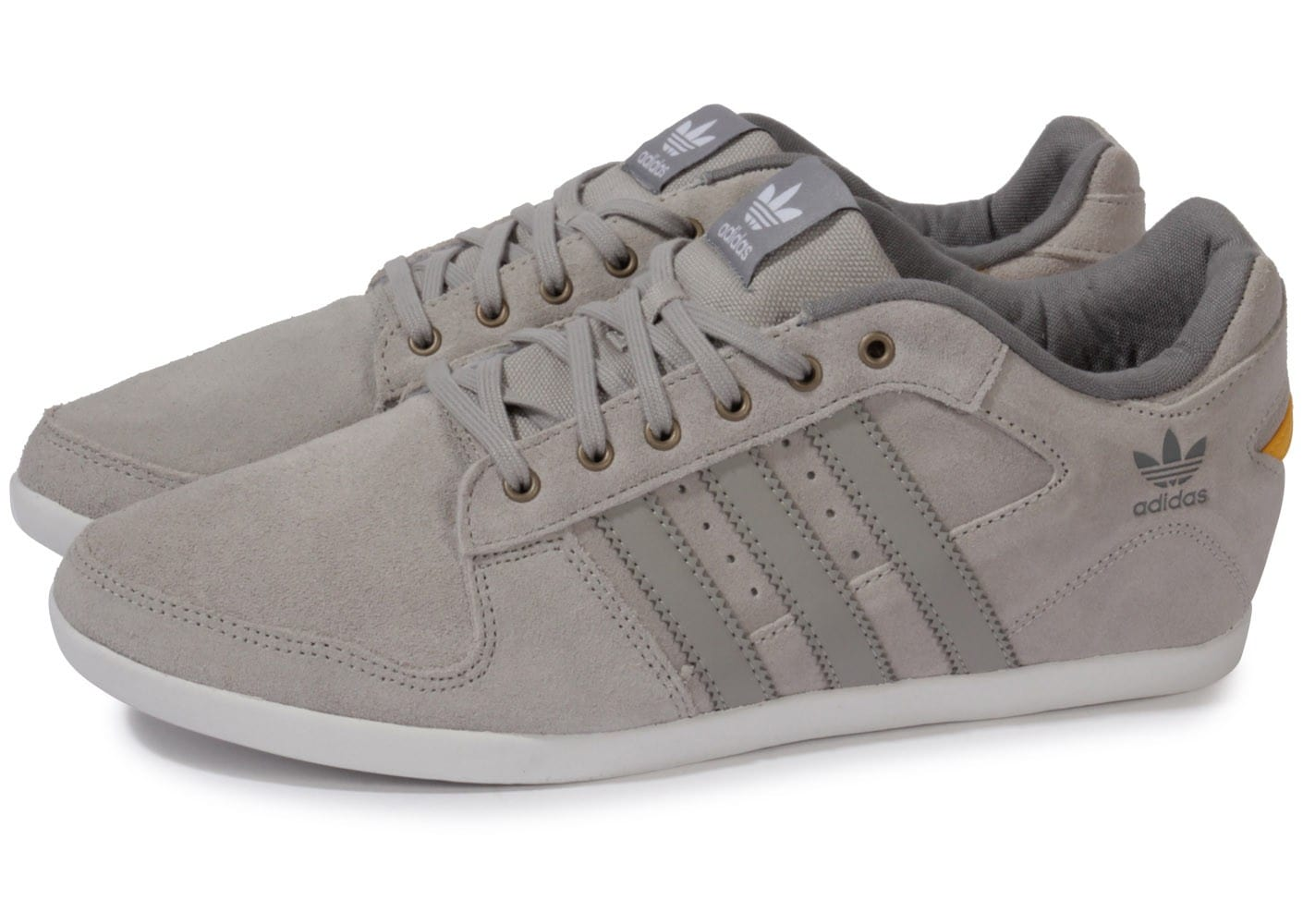 adidas Plimcana 2.0 Grise Chaussures Baskets homme Chausport