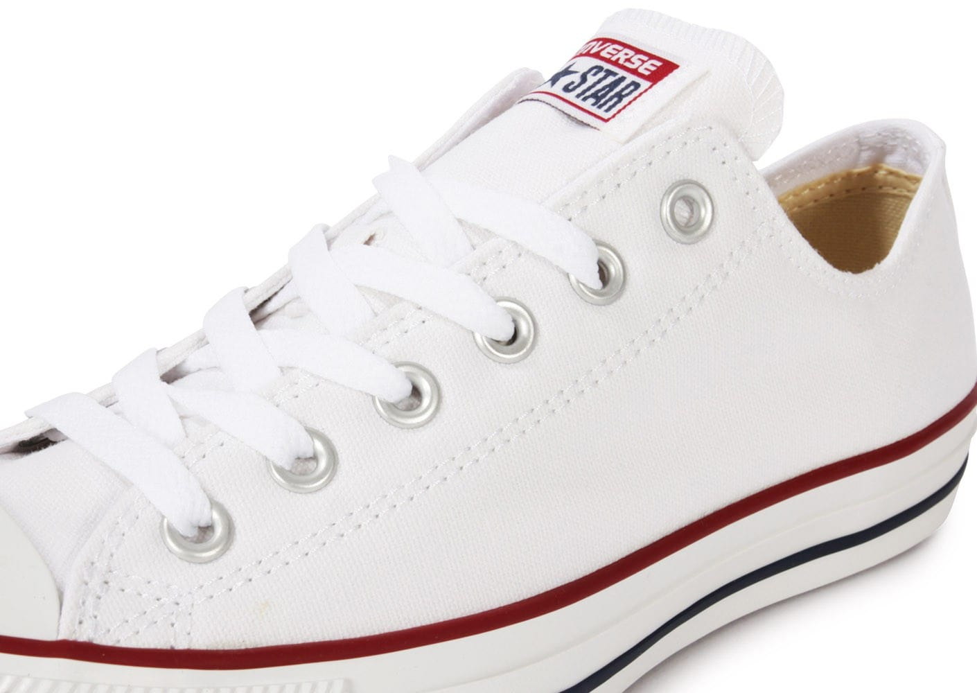 converses blanches 39