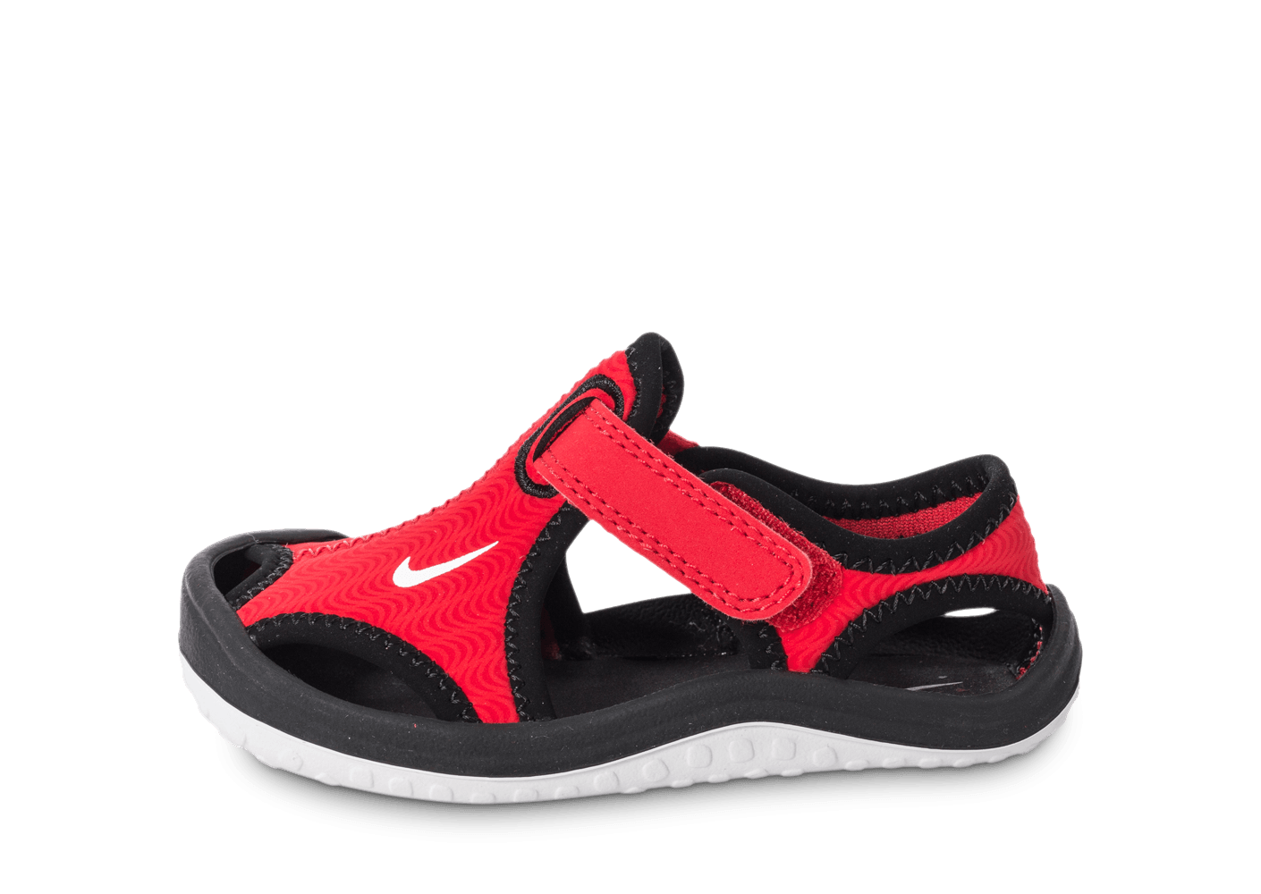 new concept 5c141 0a98f Nike Sunray Protect Bébé rouge - Chaussures Chaussures - Chausport