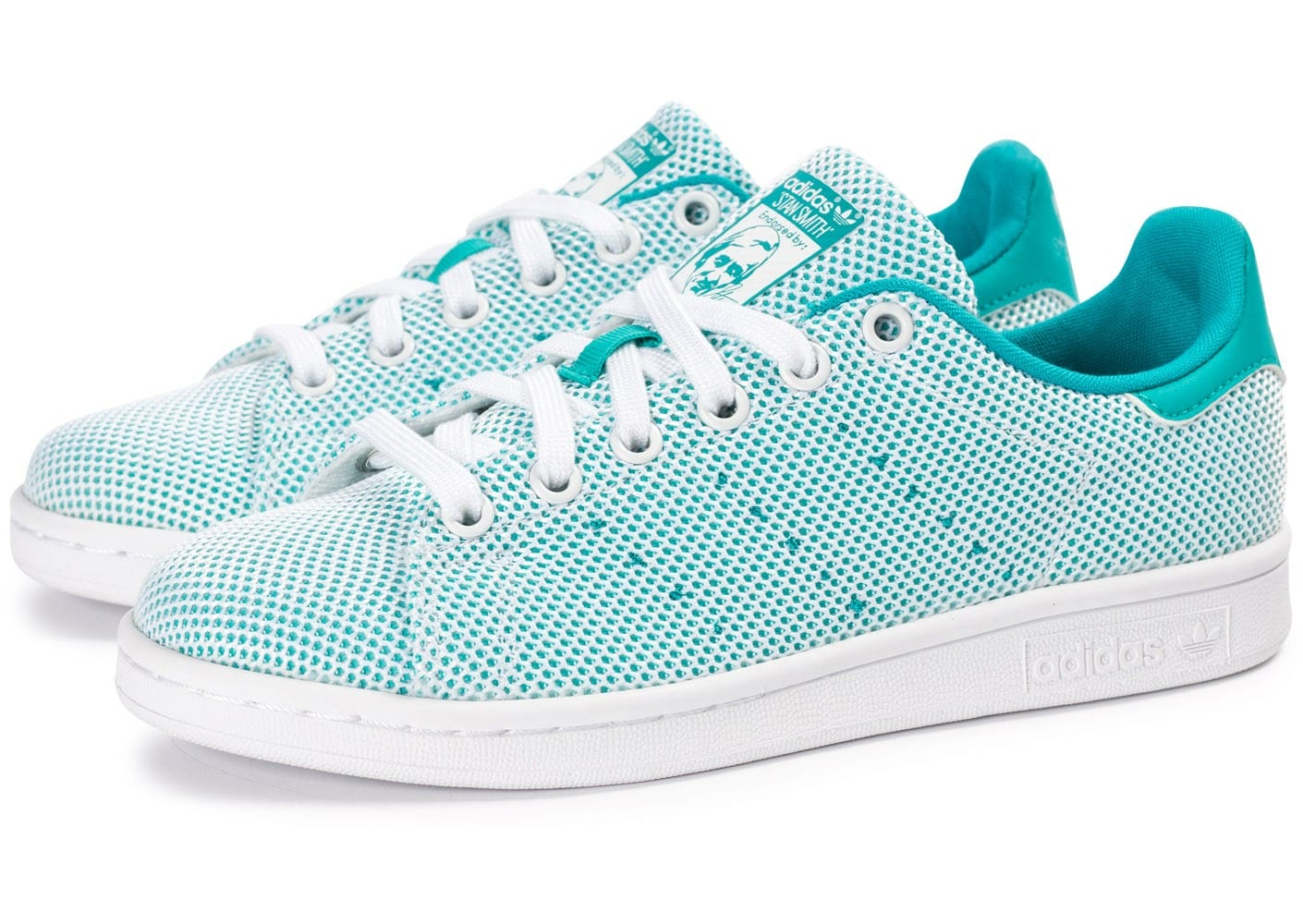adidas Stan Smith Adicolor Summer turquoise - Chaussures ...