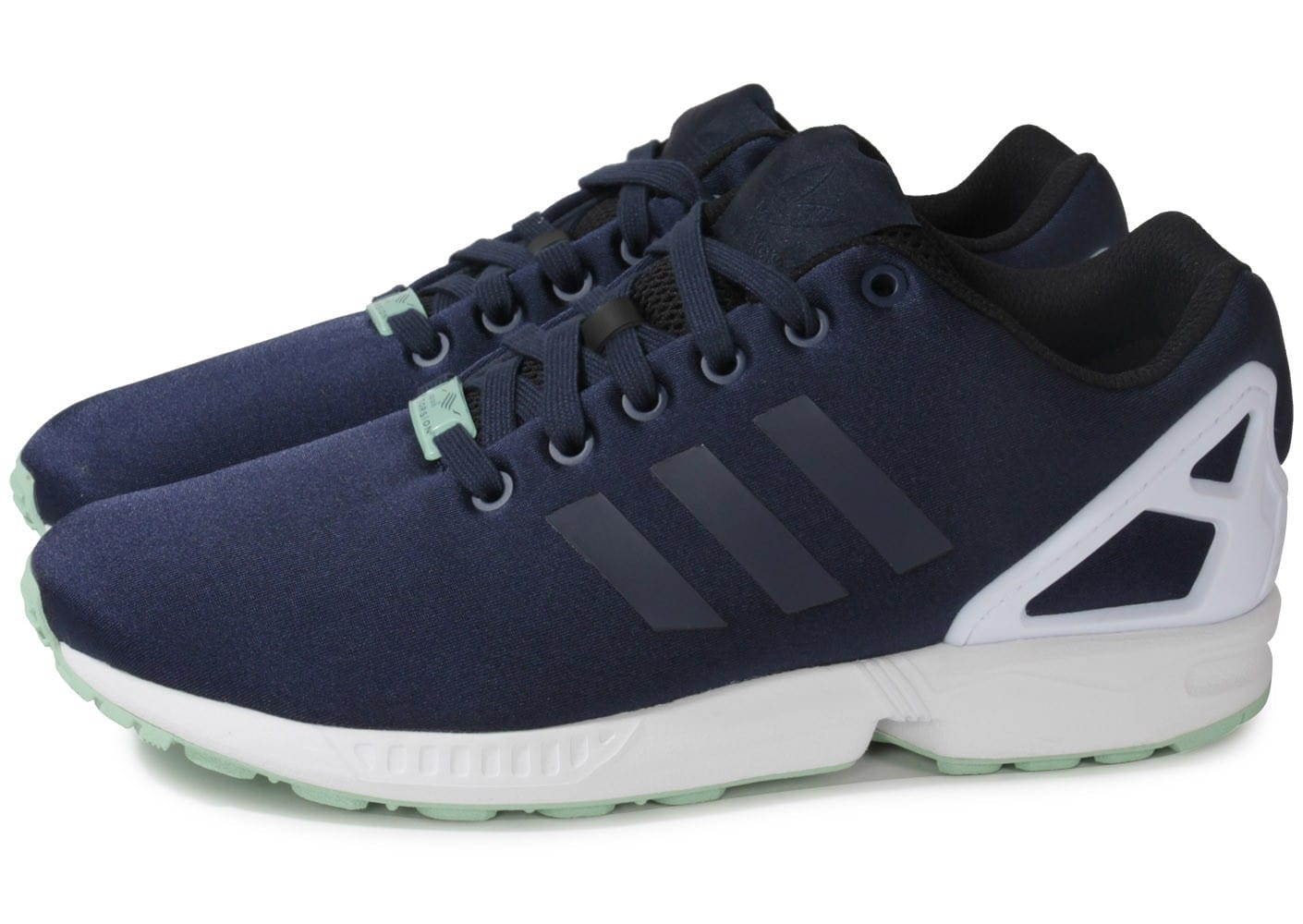 adidas zx flux hommes rose