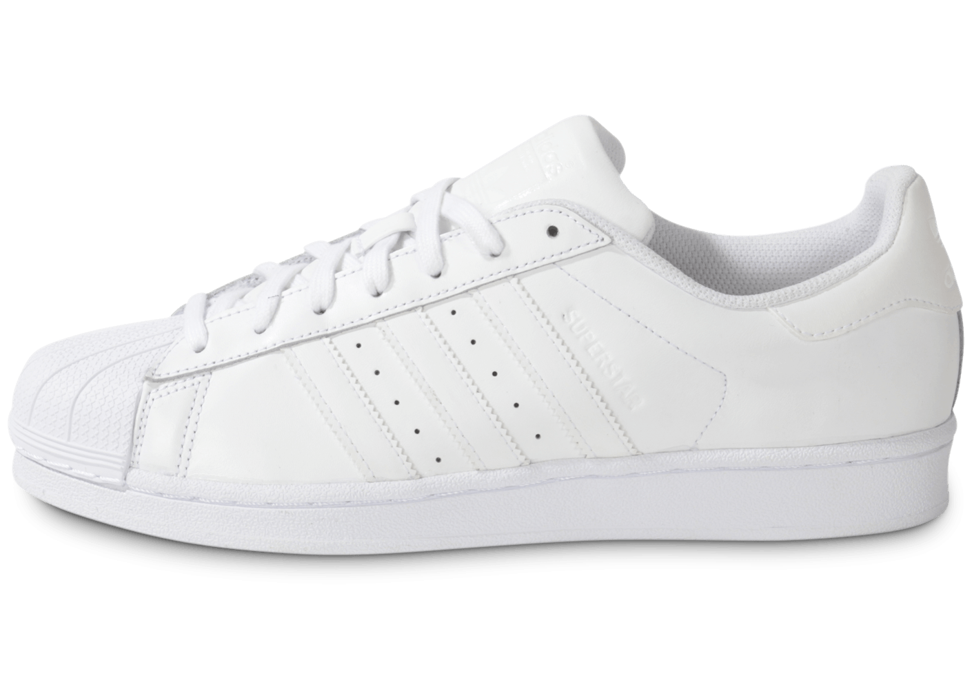 low cost large discount speical offer adidas Superstar Foundation blanche