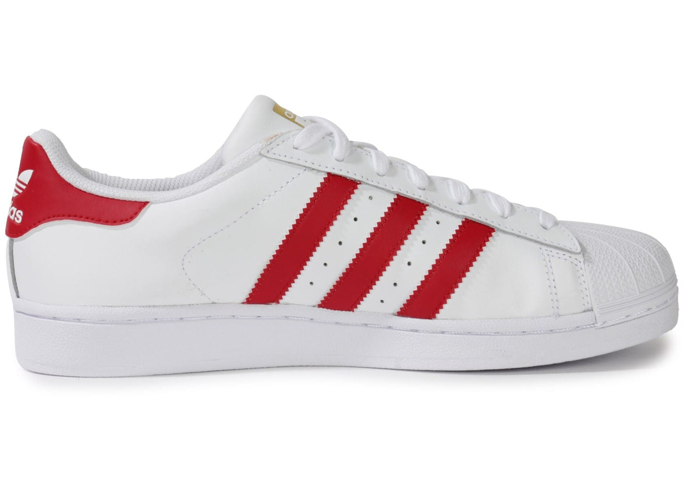 superstar homme rouge adidas