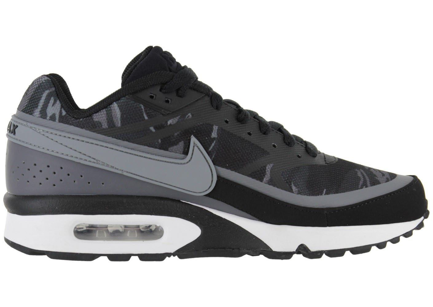 Nike Air Max Bw Premium Tape Camo Chaussures Baskets homme