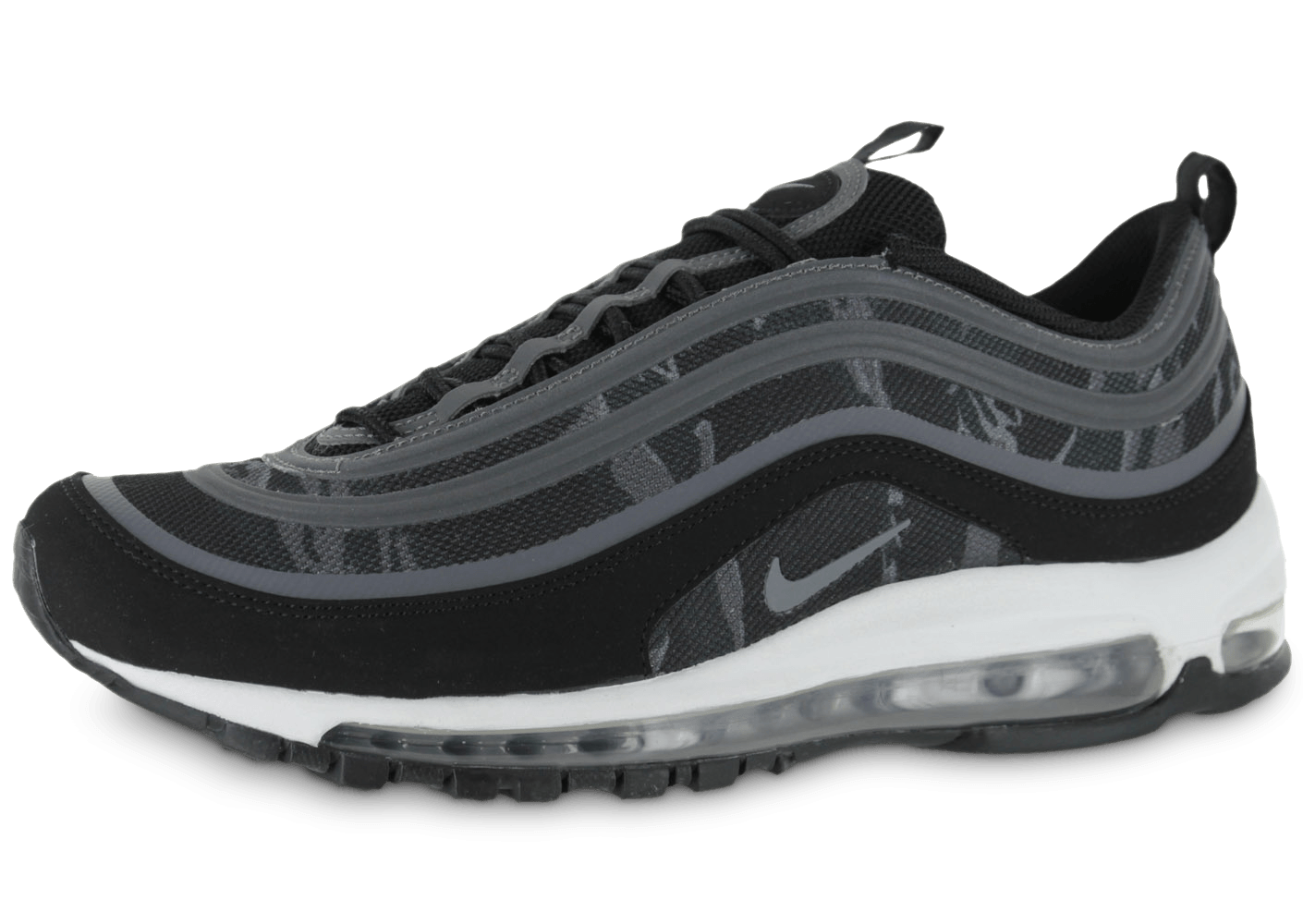 detailed pictures e7e32 16680 Nike Air Max 97 Premium Tape Camo - Chaussures Baskets homme - Chausport
