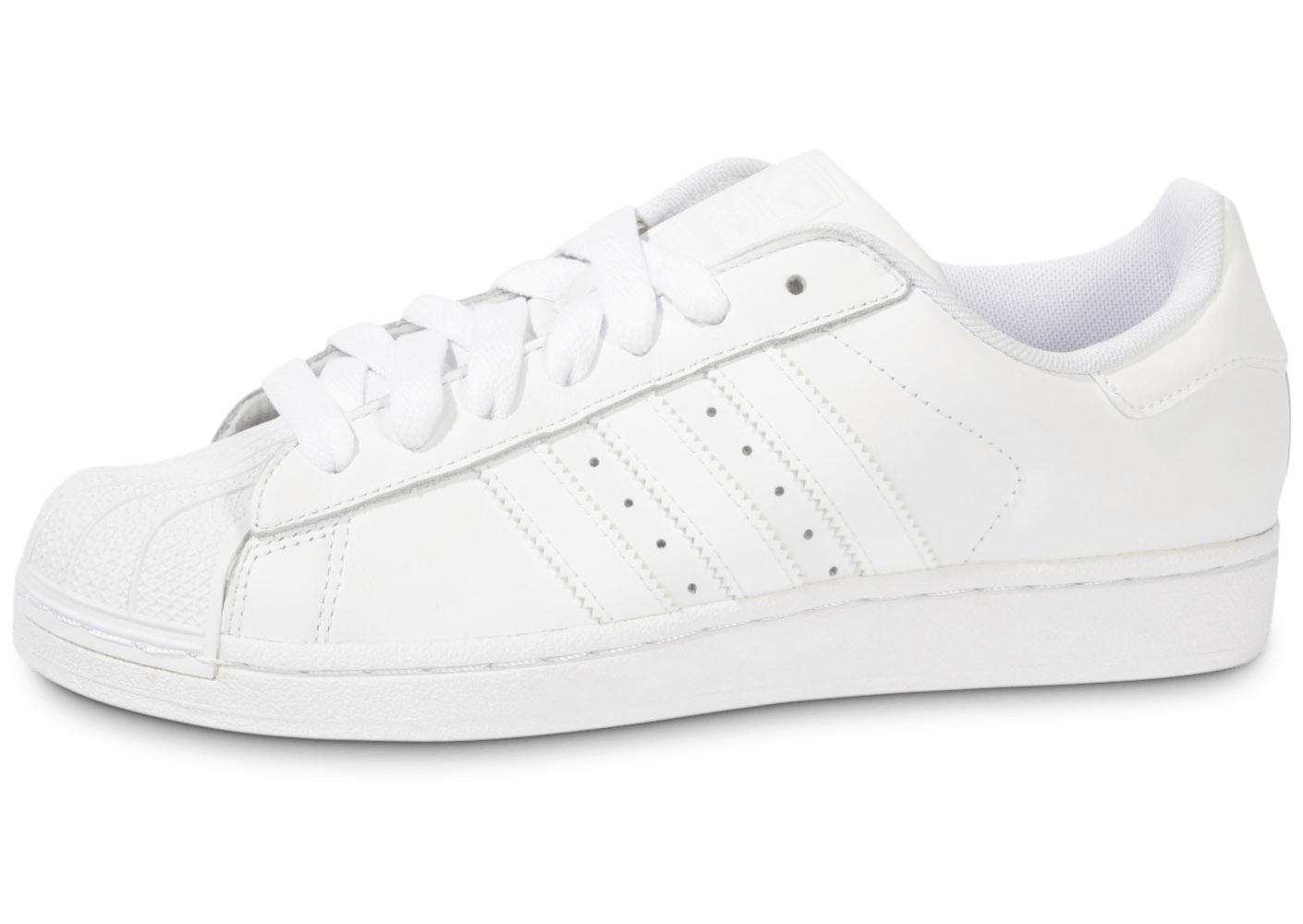 adidas superstars blanche