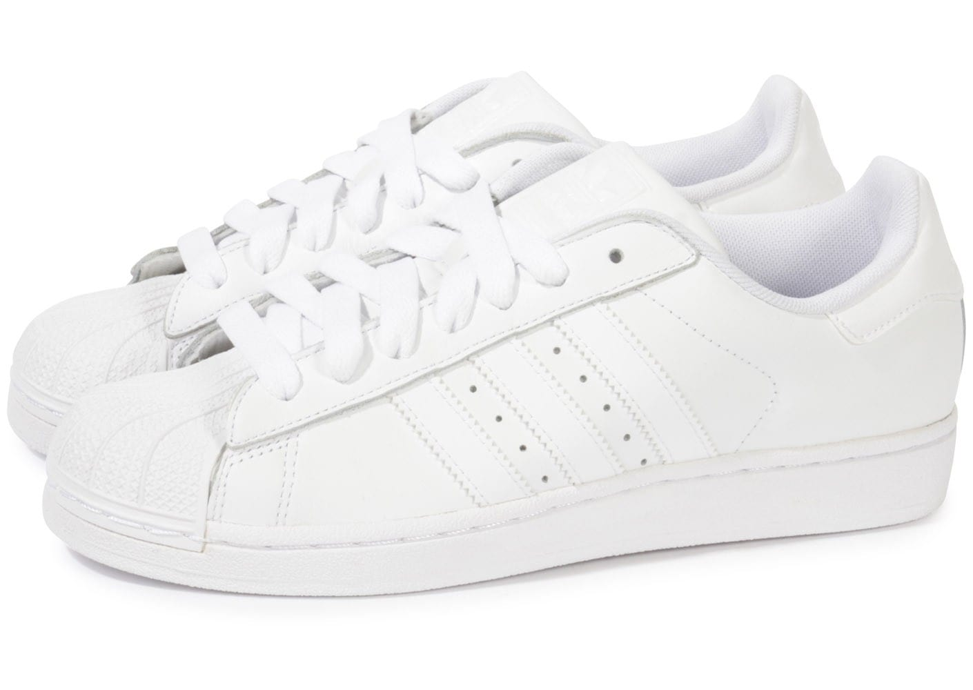 adidas Superstar 2 Blanche - Chaussures Baskets