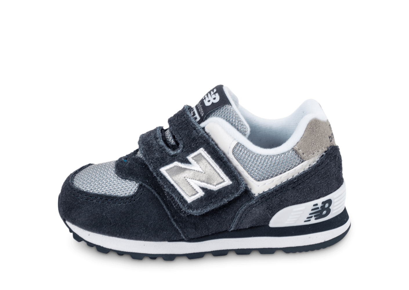 new balance kv574 b b bleu marine chaussures enfant chausport. Black Bedroom Furniture Sets. Home Design Ideas