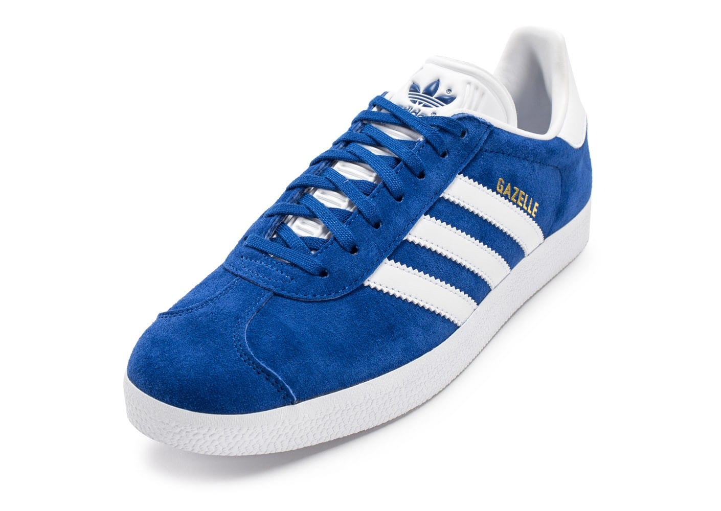 adidas gazelle 2 bleu chaussures baskets homme chausport. Black Bedroom Furniture Sets. Home Design Ideas