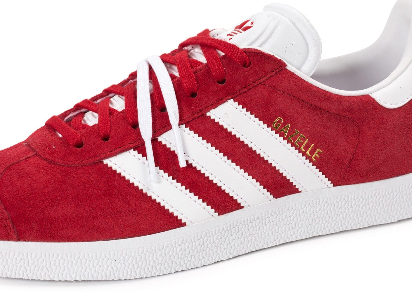 chaussure adidas gazelle rouge
