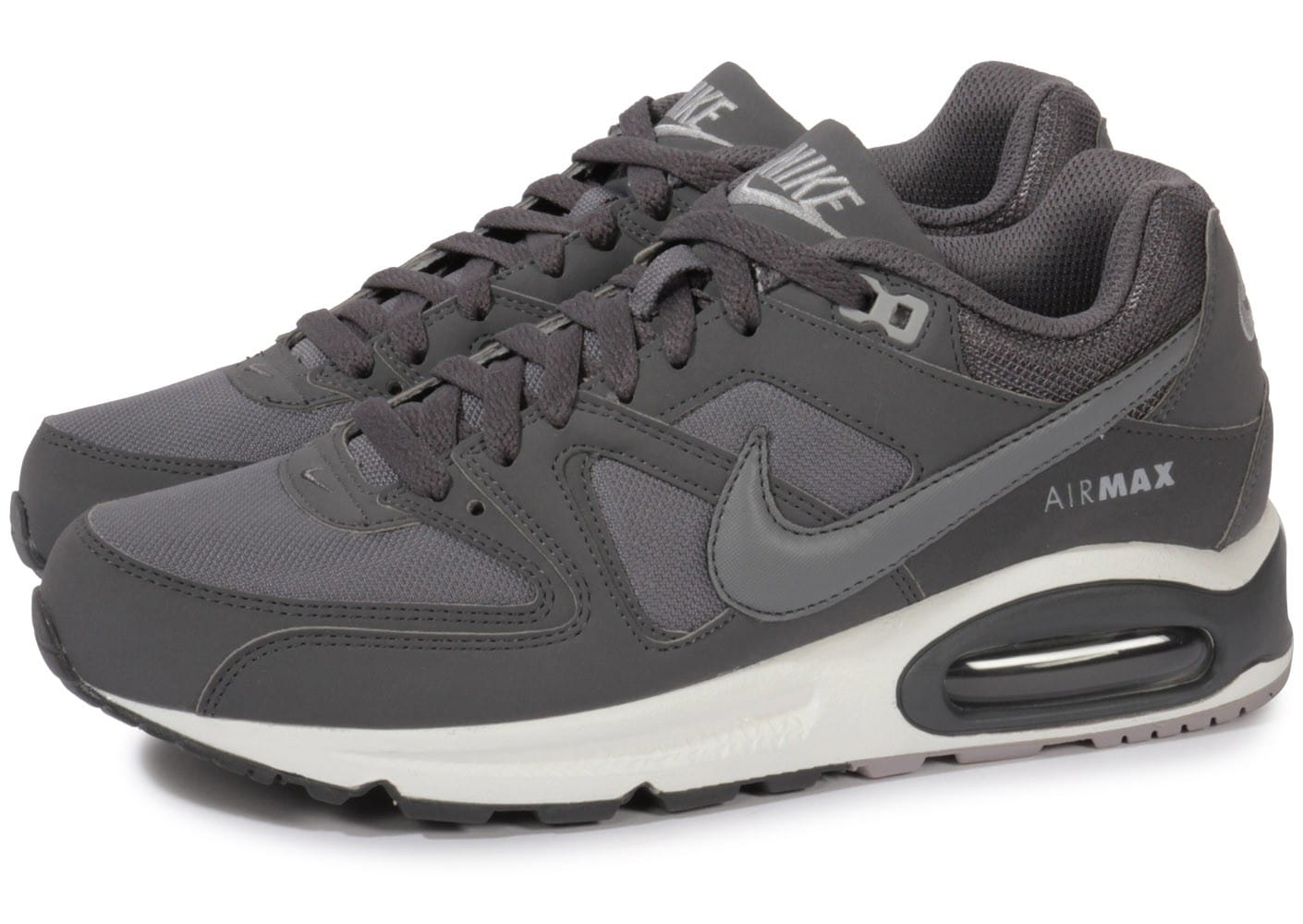 cheap for sale various styles check out Nike Air Max Command Grise - Chaussures Baskets homme ...