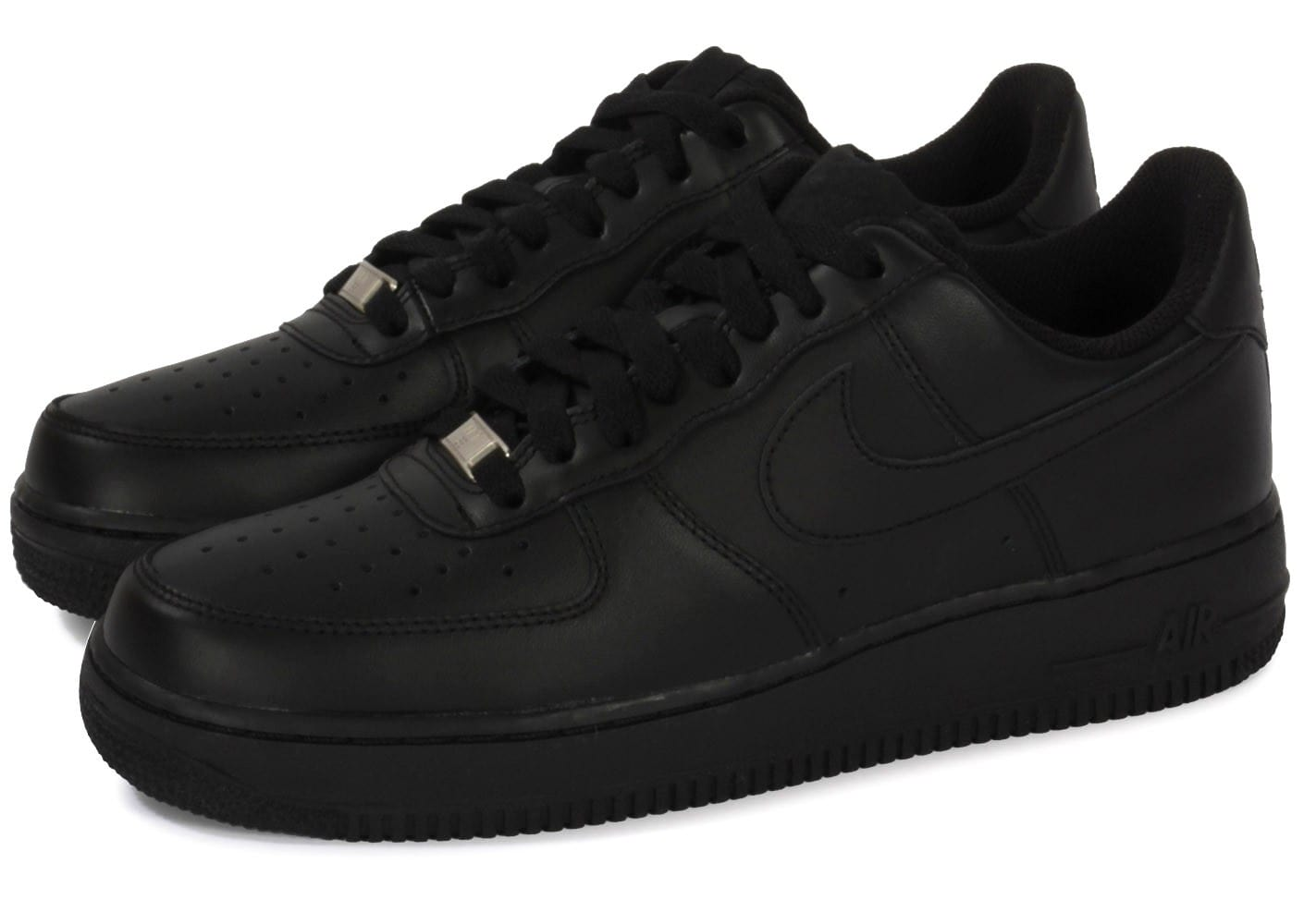 air force one nike noir homme