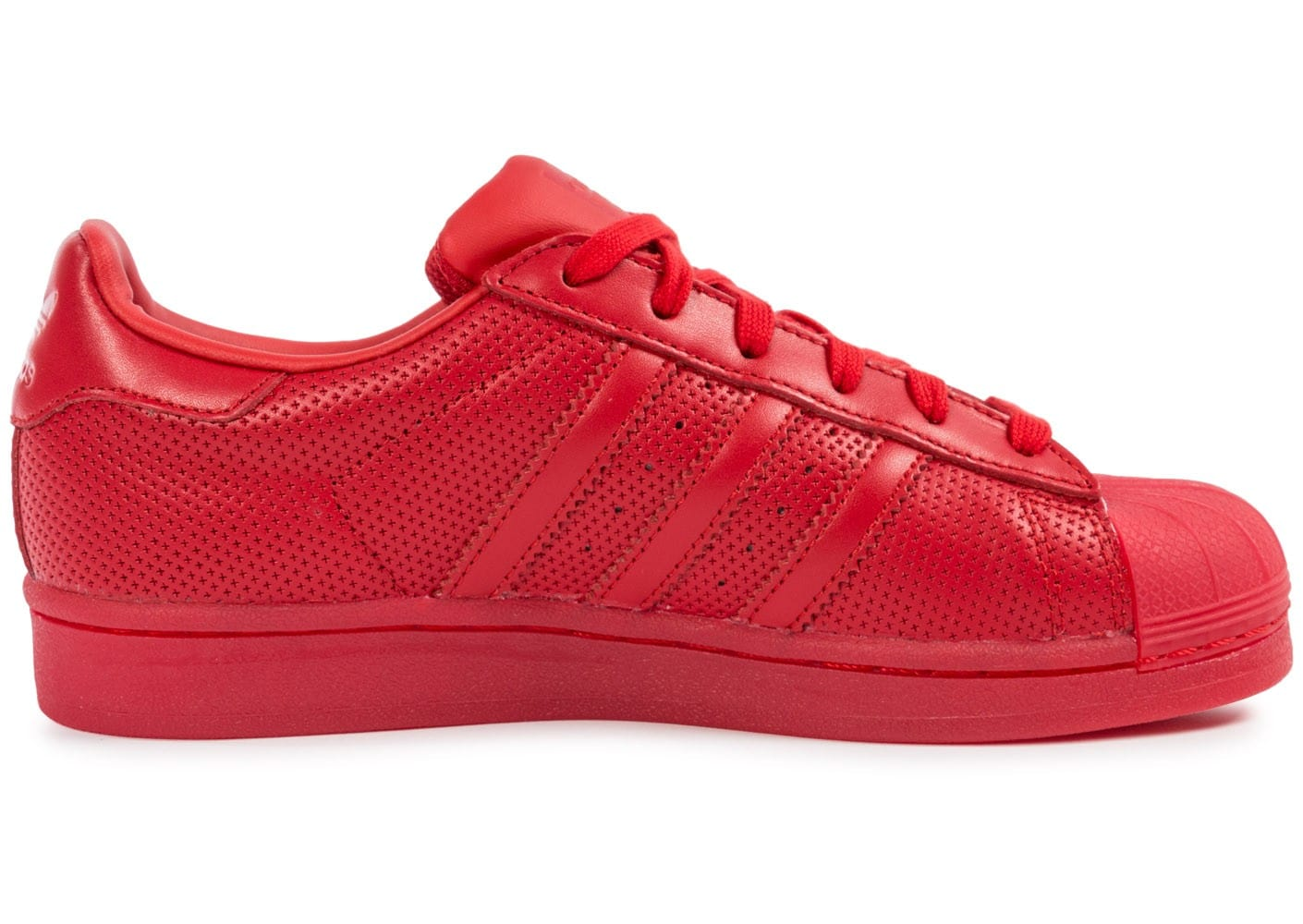 Adicolor Chausport Chaussures Adidas Rouge Superstar W HbE2eWDY9I