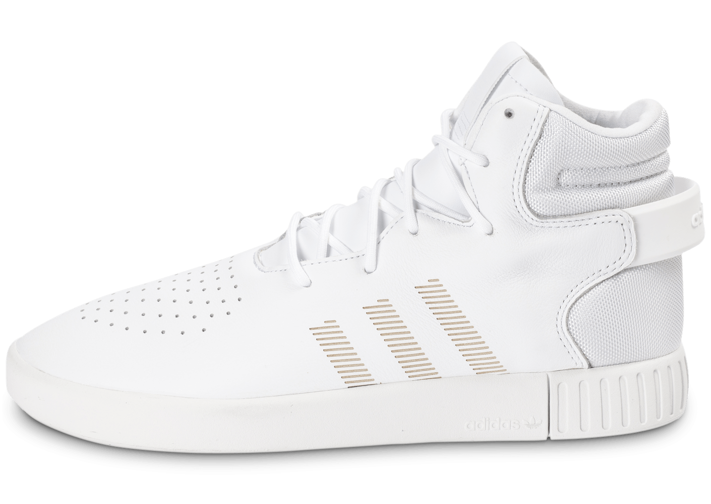 Baskets Invader Tubular Chausport Adidas Chaussures Blanche