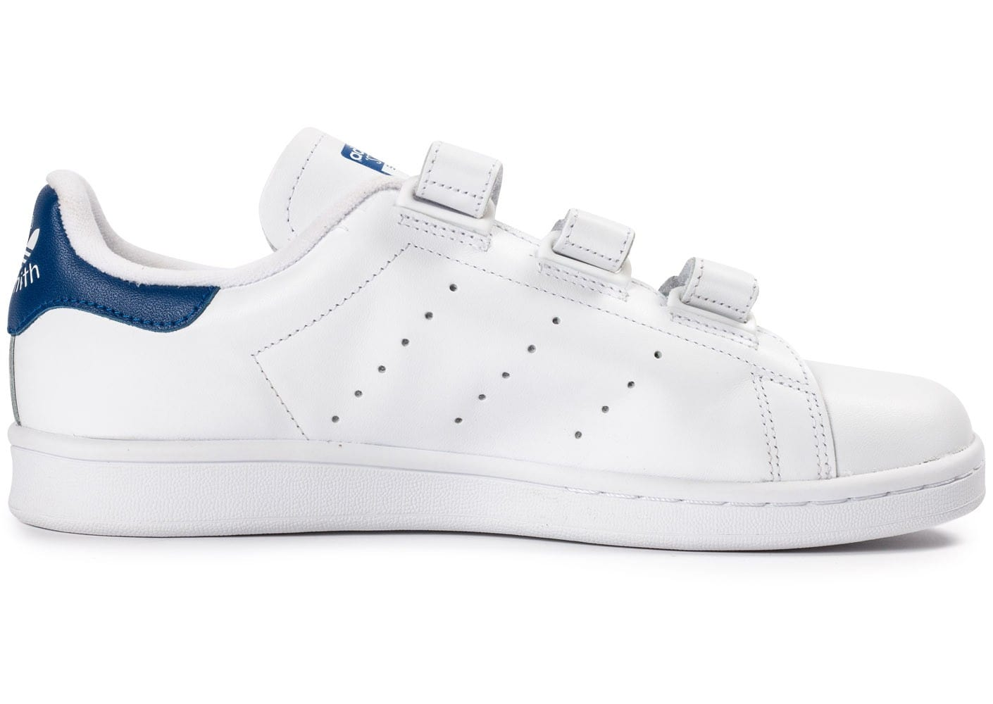 stan smith scratch bleu