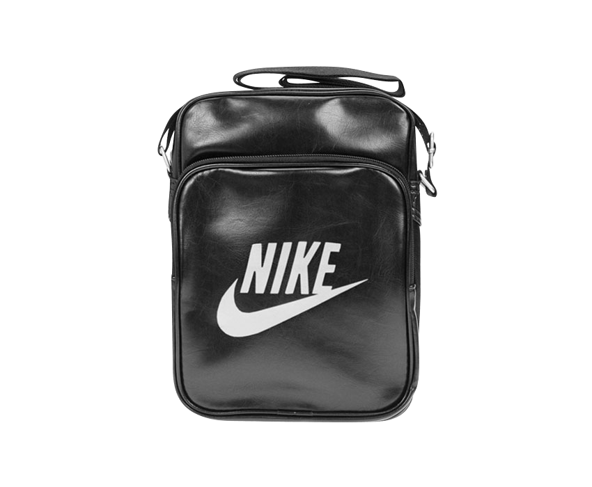 0cc2f06a04 Nike Sacoche noire Heritage Small Item - Sacs & Sacoches - Chausport