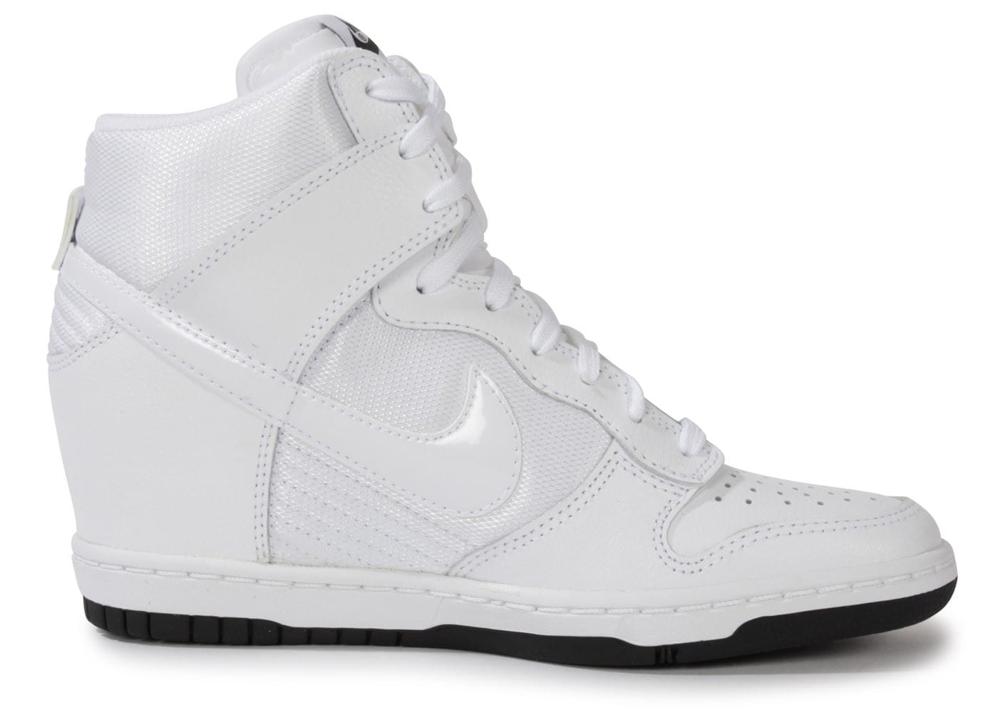Nike Dunk Sky Hi Essential Blanche Chaussures Chaussures