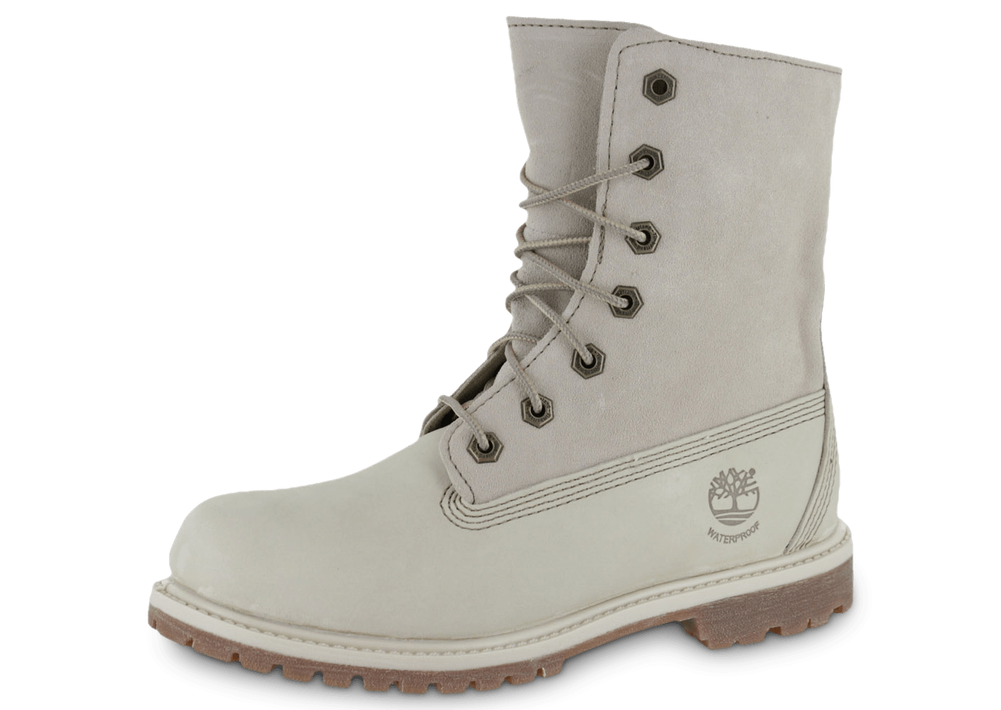 chaussure timberland femme boot blanche