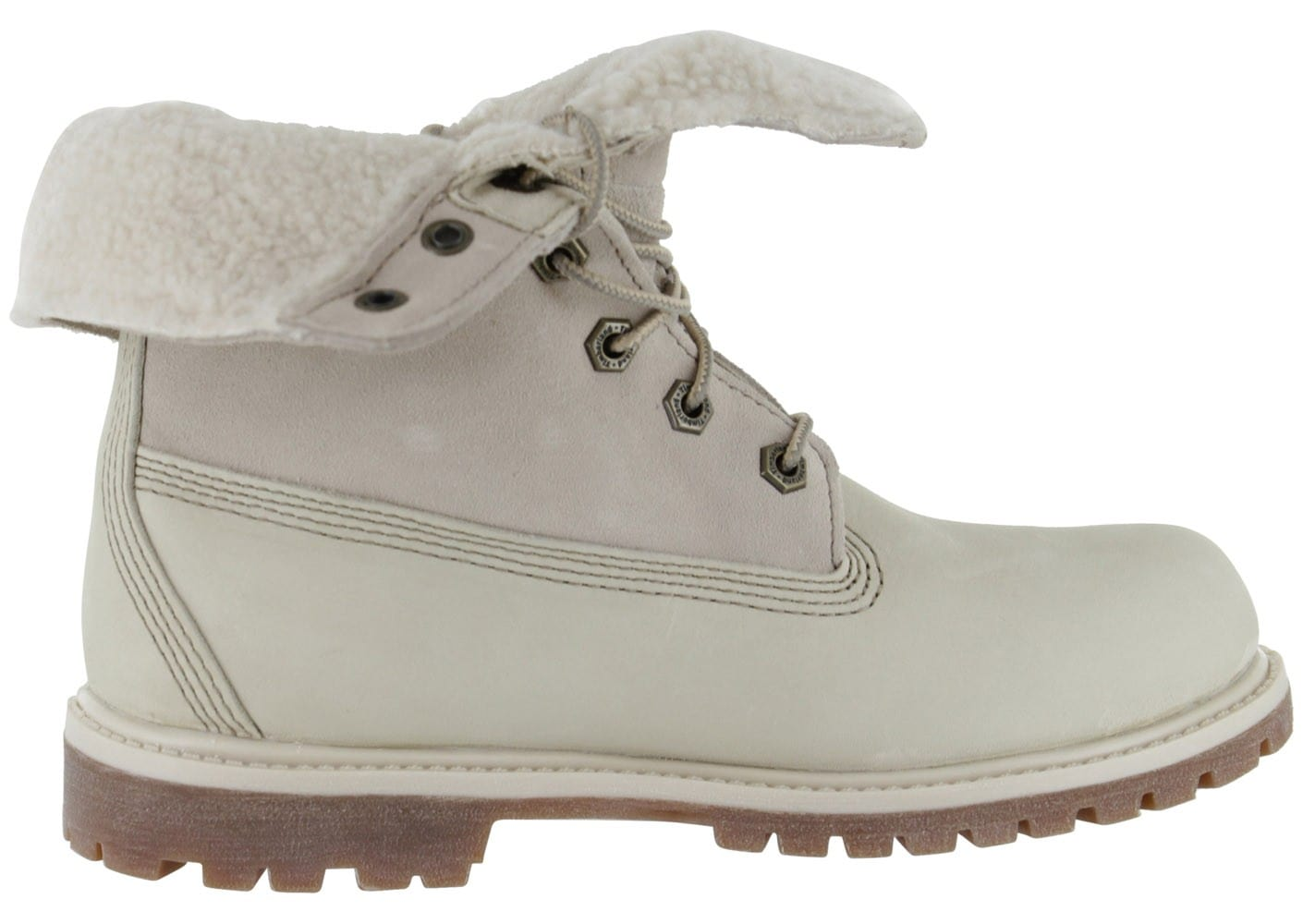 Chaussures Timberland Blanche Authentics Boots Fourrée qaUvBxaw