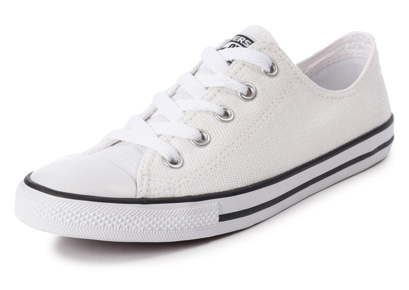 Converse Chuck Taylor Dainty OX blanche Chaussures