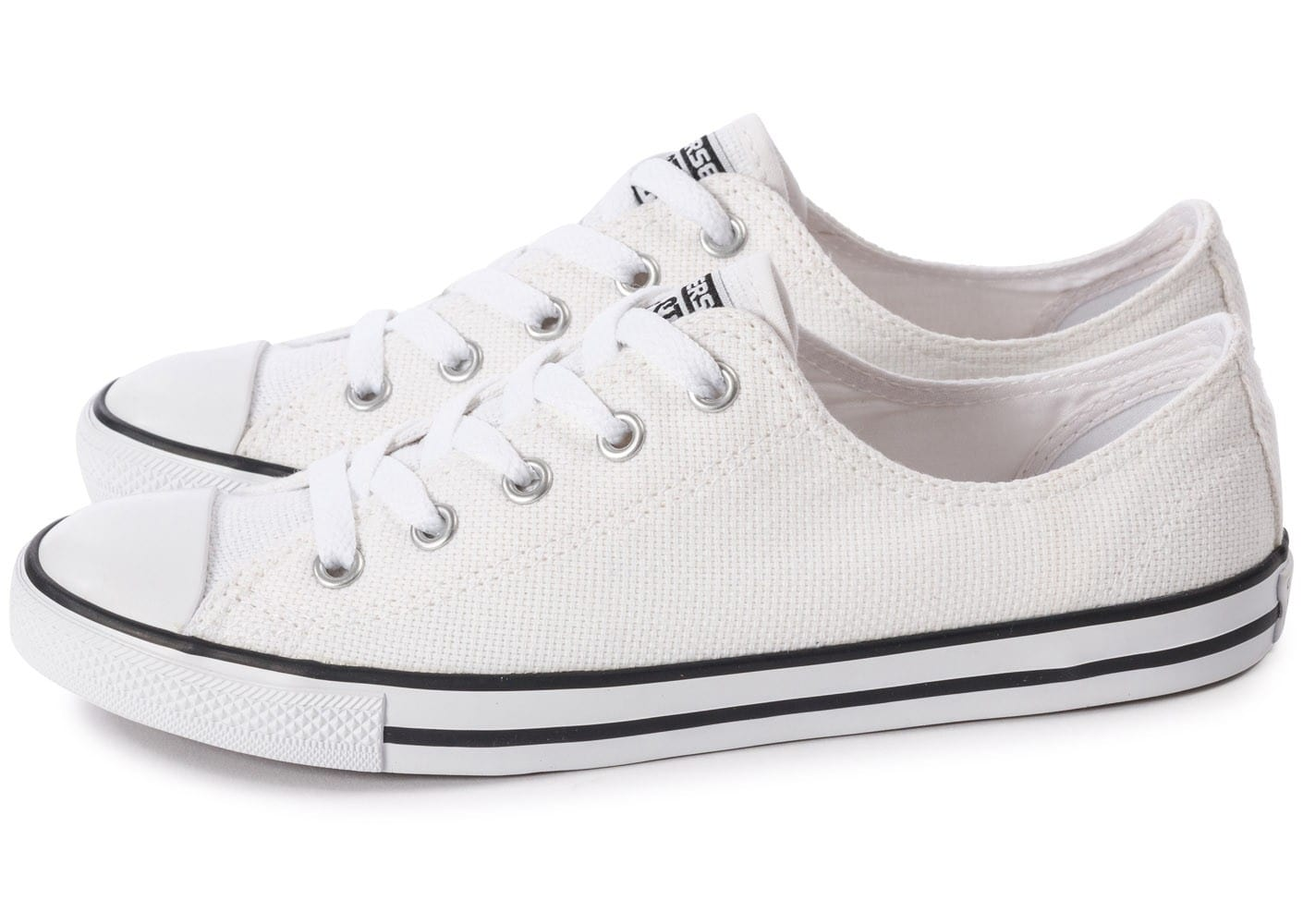 converse blanche femme dainty