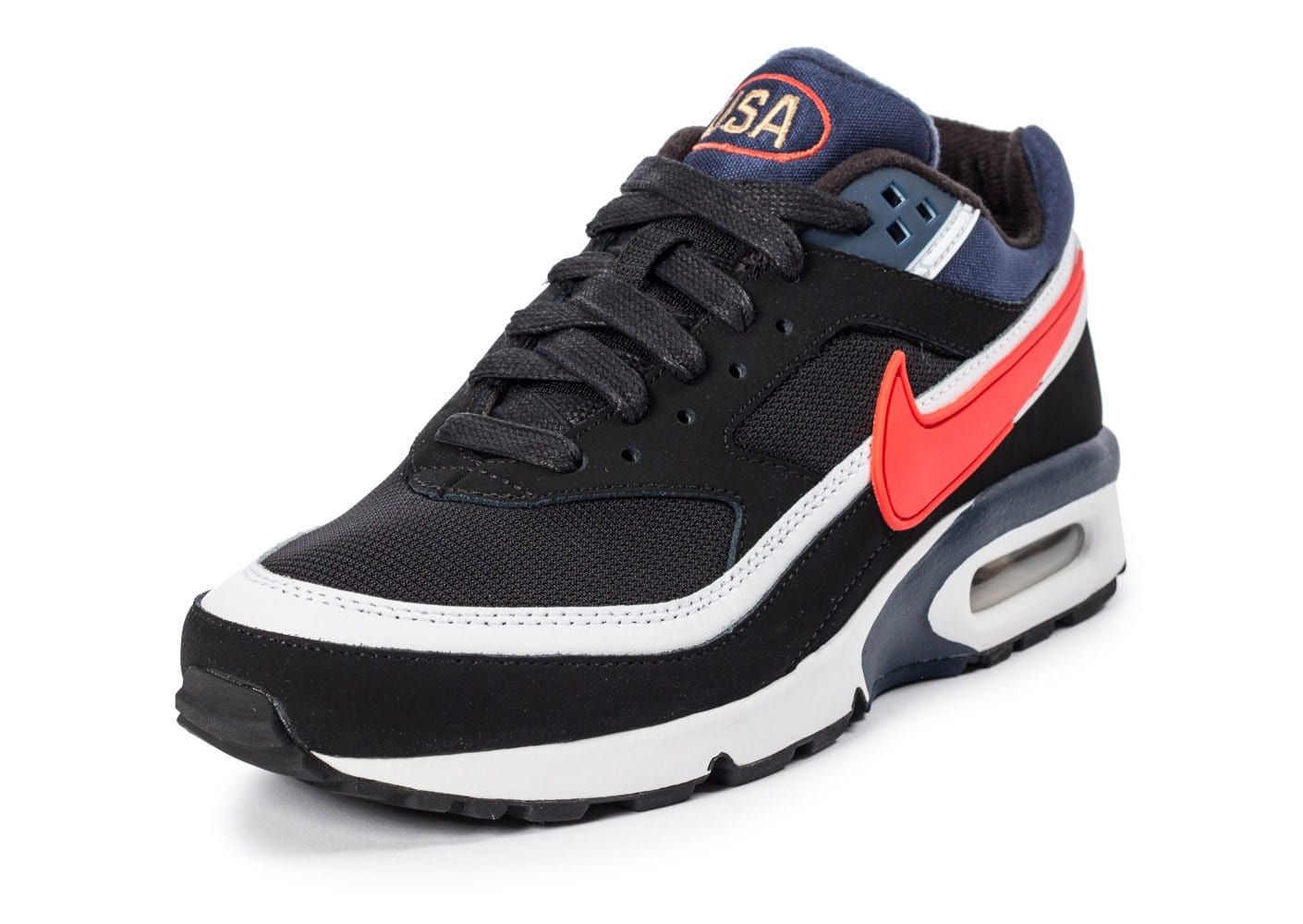 Nike Air Max BW Olympic USA - Chaussures Baskets homme