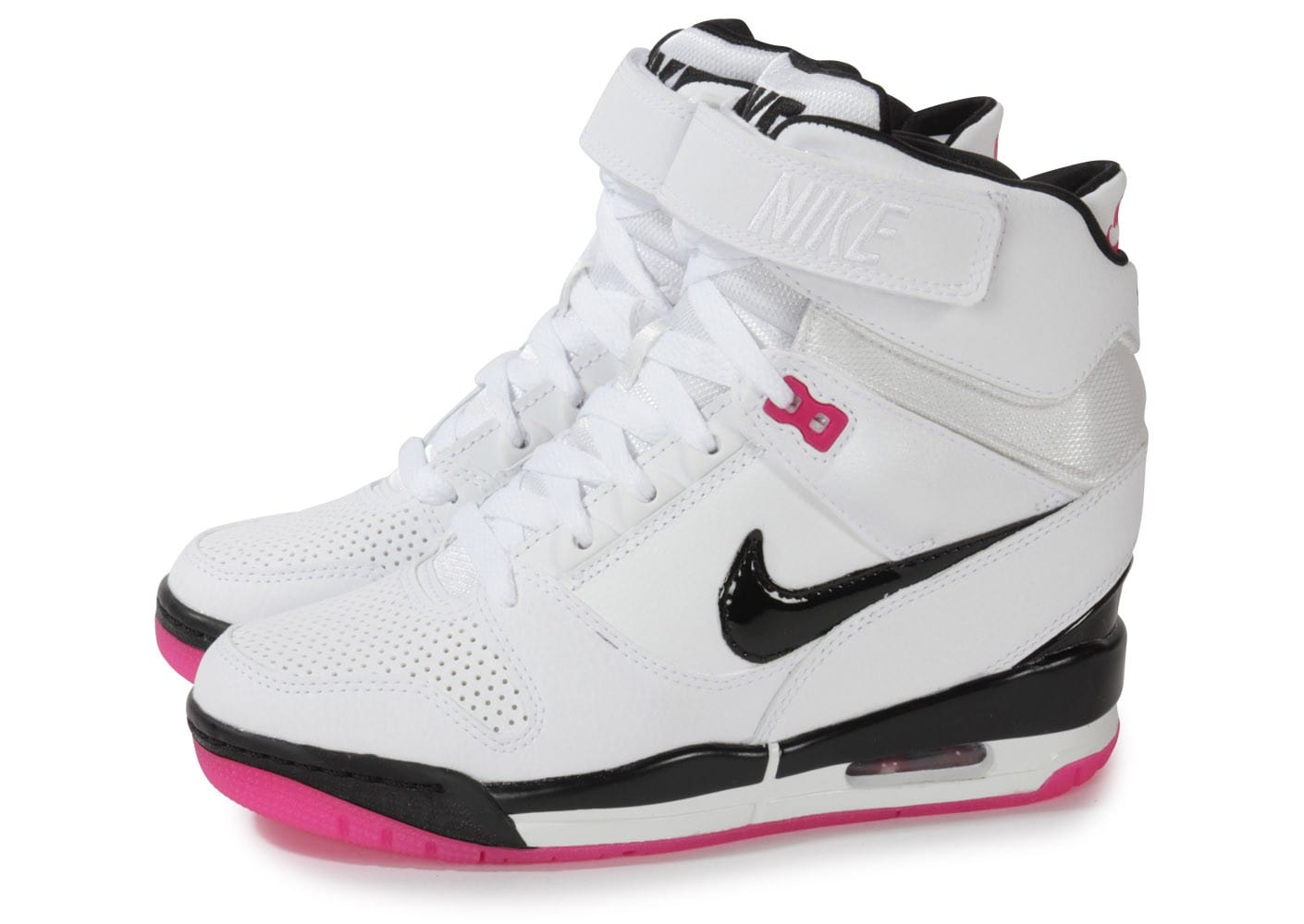 top design where can i buy superior quality Nike Air Revolution Sky Hi Blanche - Chaussures Chaussures ...