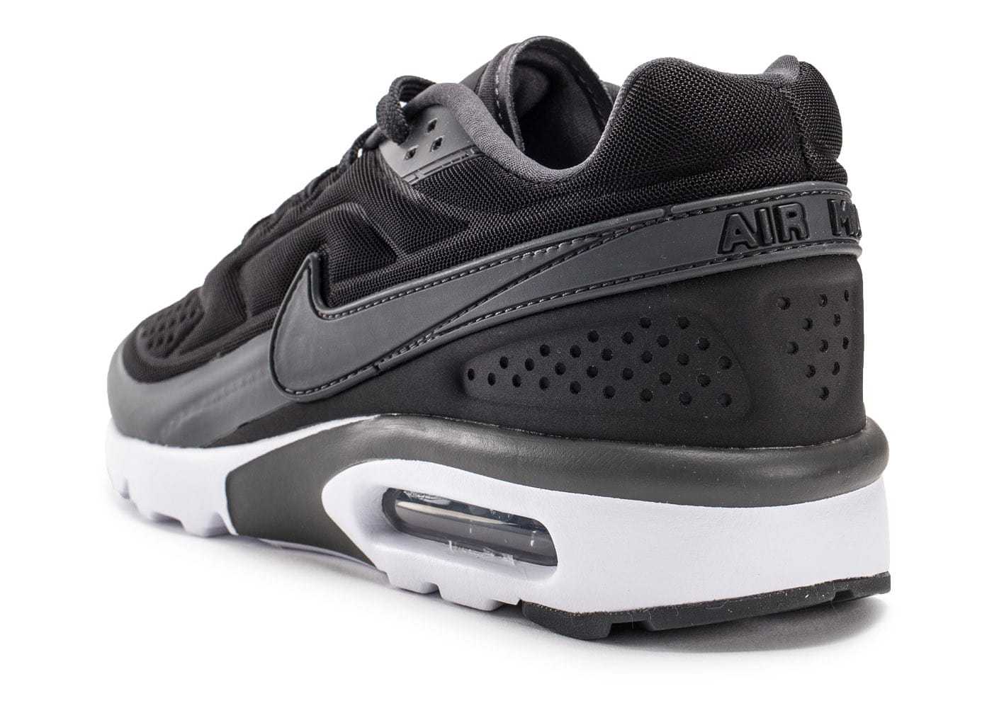 Nike Air Max BW Ultra noir anthracite Chaussures Baskets