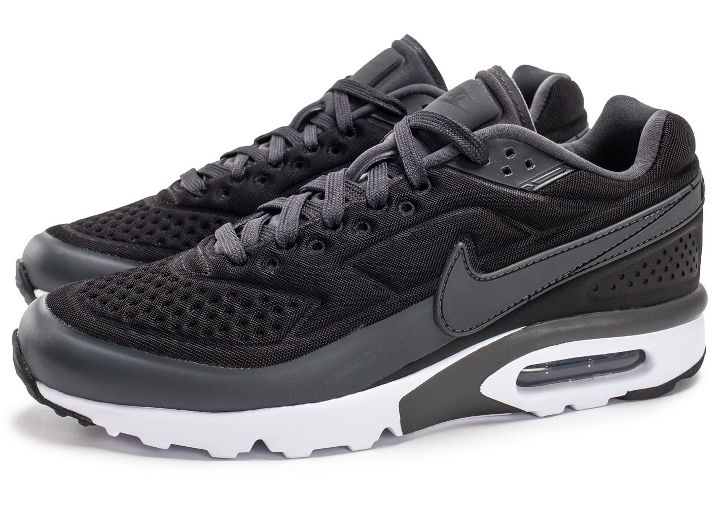 nike air max bw ultra noir anthracite chaussures baskets homme chausport. Black Bedroom Furniture Sets. Home Design Ideas