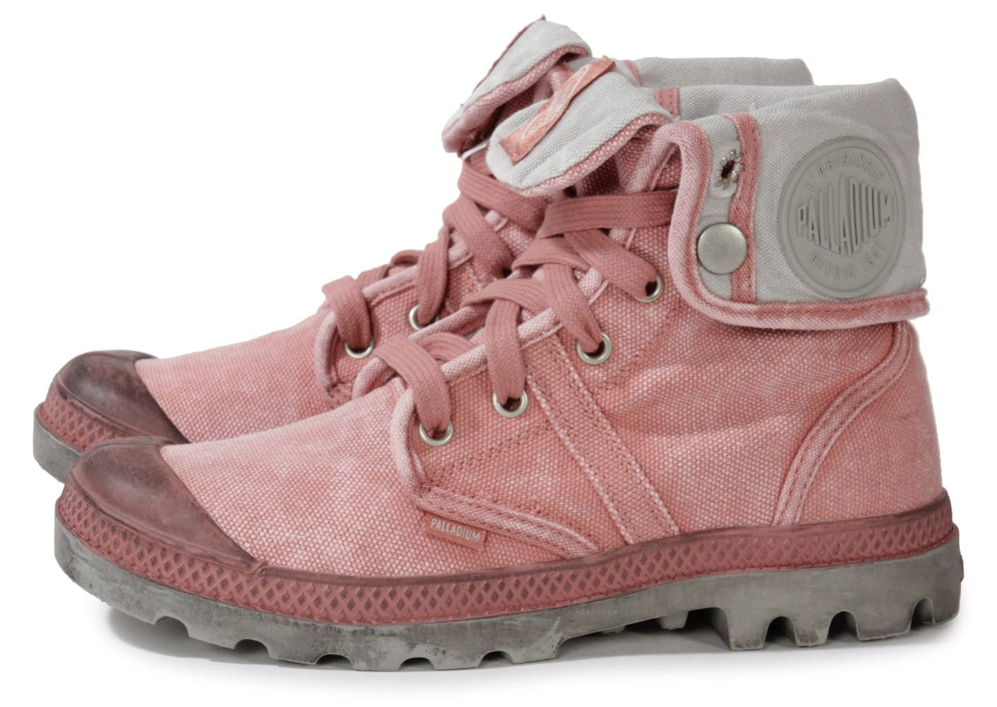 Baggy Chaussures Femme Old Rose Chausport Palladium Baskets Us nNvm80Ow