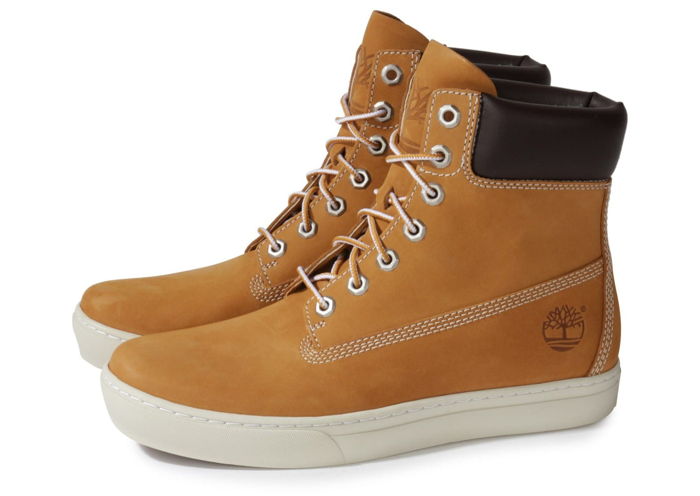 Día del Maestro medios de comunicación Doncella  Timberland Newmarket 6-inch Cupsole Boot - Chaussures Baskets homme -  Chausport