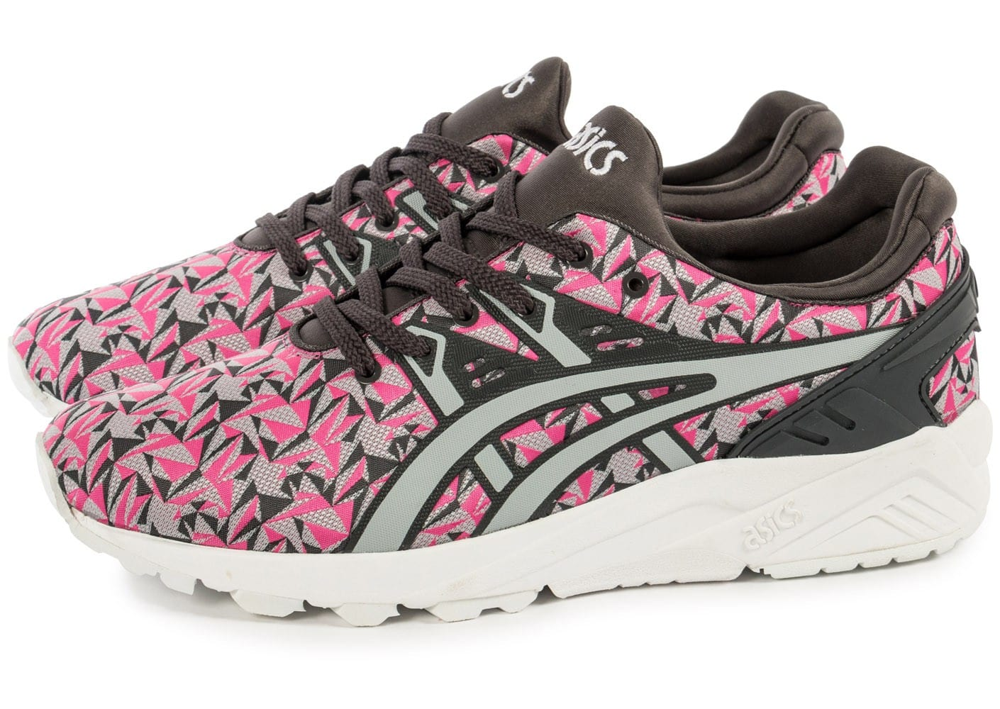 Chaussures Asics Kayano roses homme Q5oZpdq