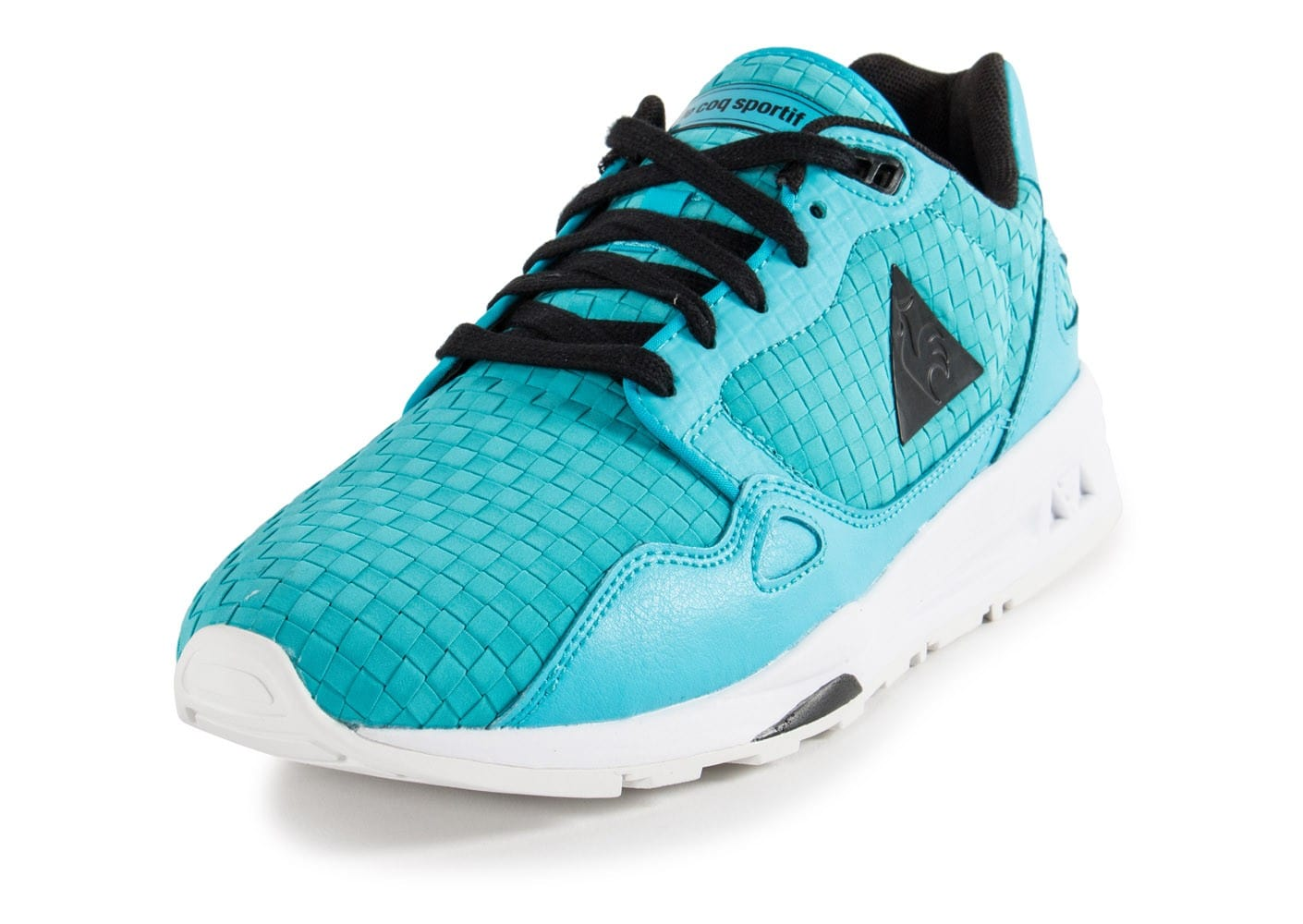 Coq Chaussures Baskets Woven R900 Le Homme Turquoise Lcs Sportif ZqcdC
