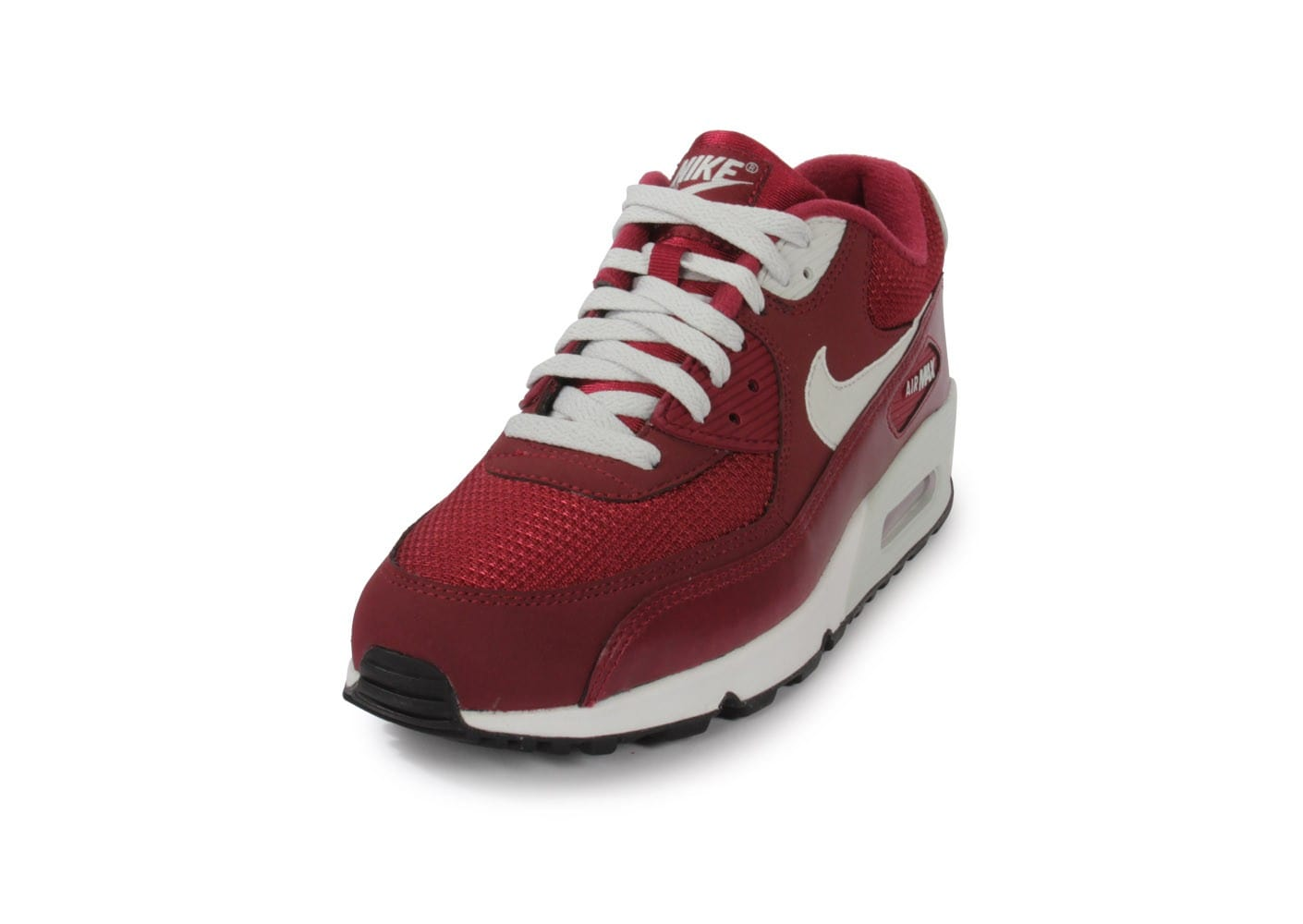 Wnyom0v8n Essential Bordeaux Nike Baskets Chaussures Homme 90 Max Air j54ScARL3q