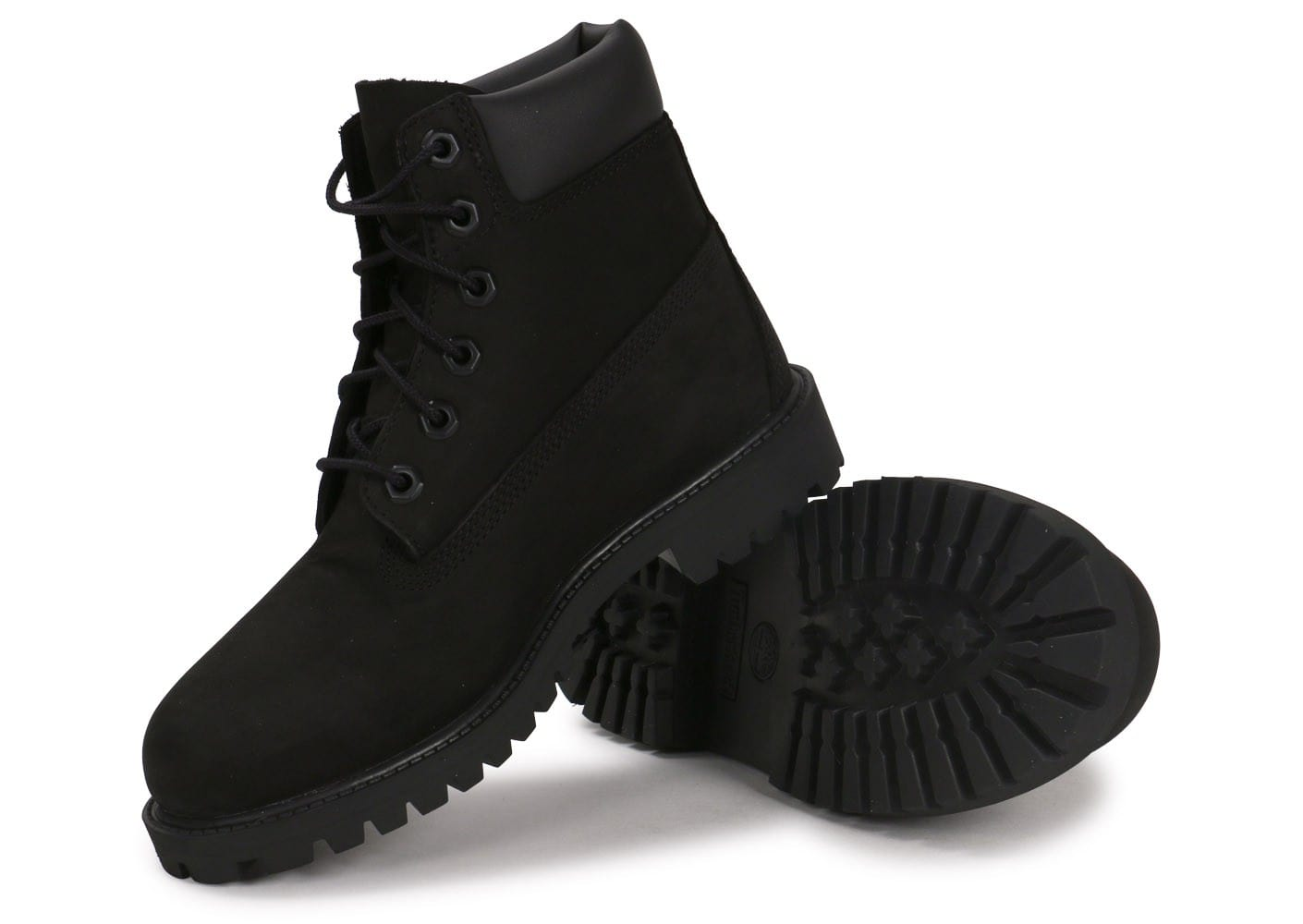 timberland youth 6 inch noir friday