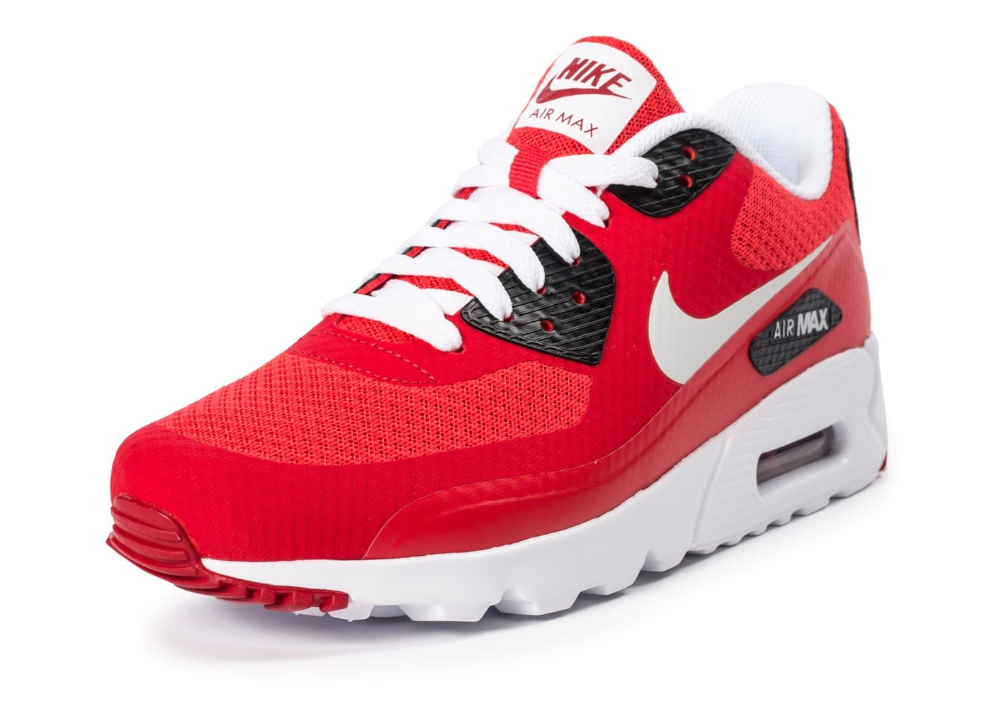newest collection 9e96b ca80b 24d29 d90e2  coupon for chaussures nike air max 90 ultra essential rouge vue  arrière 99d9f 6e0cd