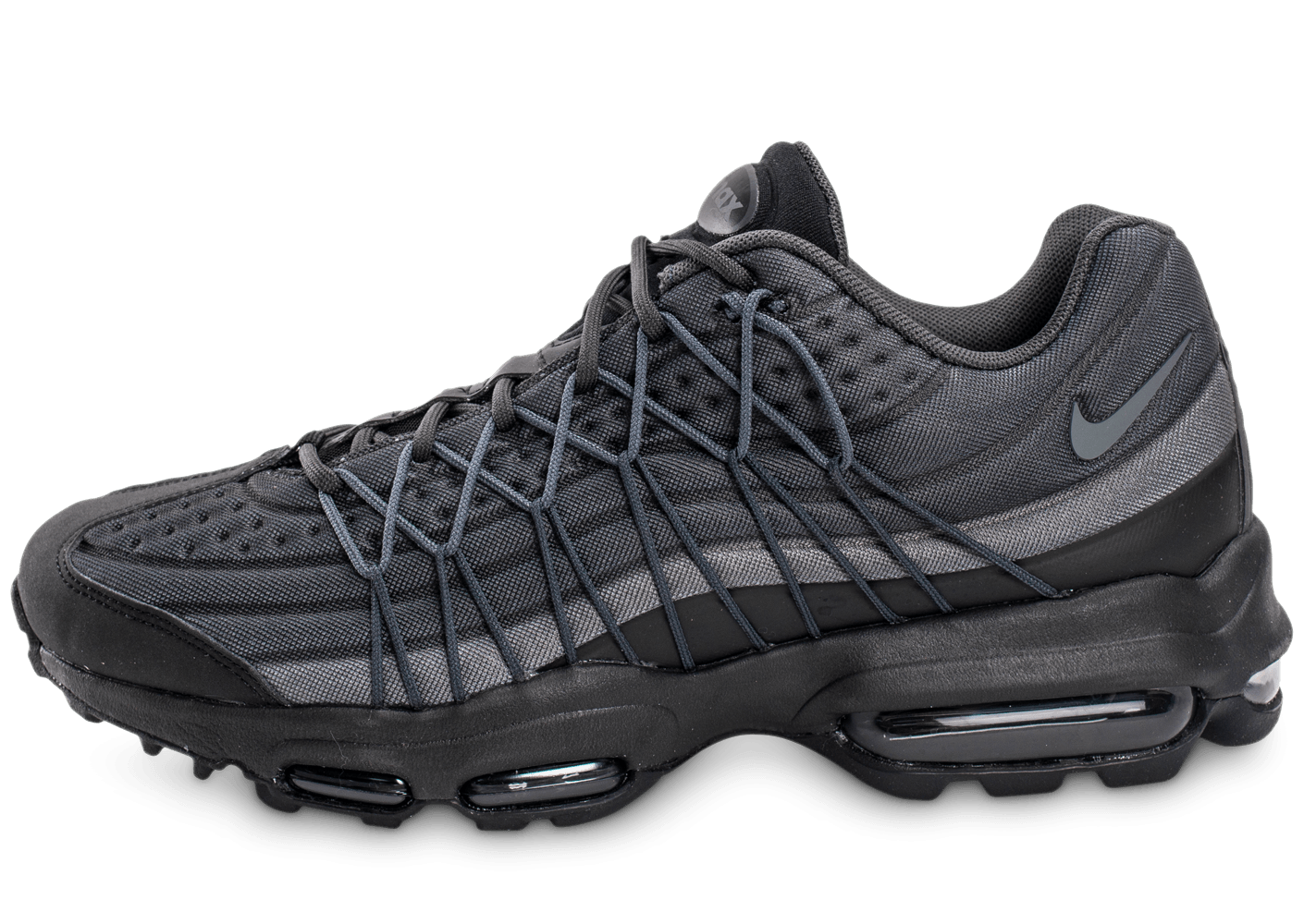 info for 7a1cf a5069 Nike Air Max 95 Ultra SE noire et grise