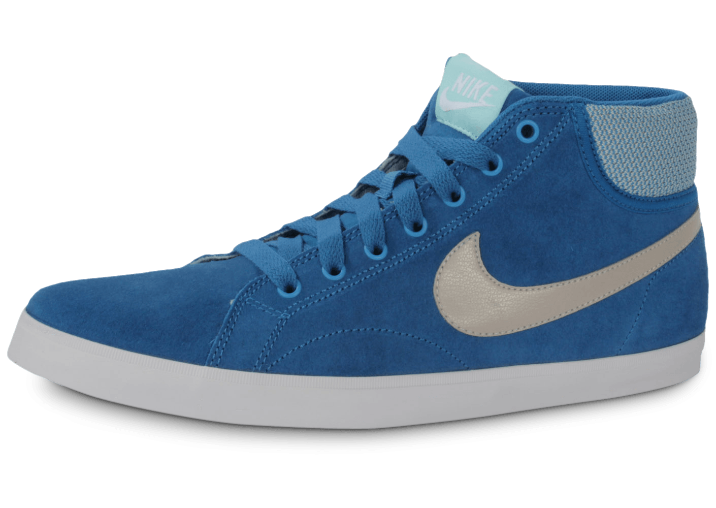 check out d6f80 ffa57 Nike Eastham Mid Military Blue - Chaussures Chaussures - Chausport