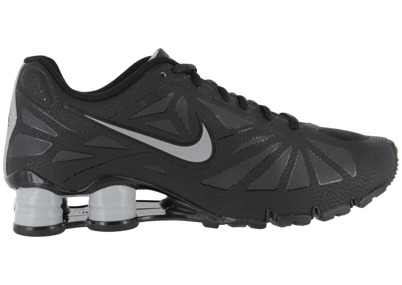 buy best official store buying new Nike Shox Turbo 14 Noire - Chaussures Baskets homme - Chausport