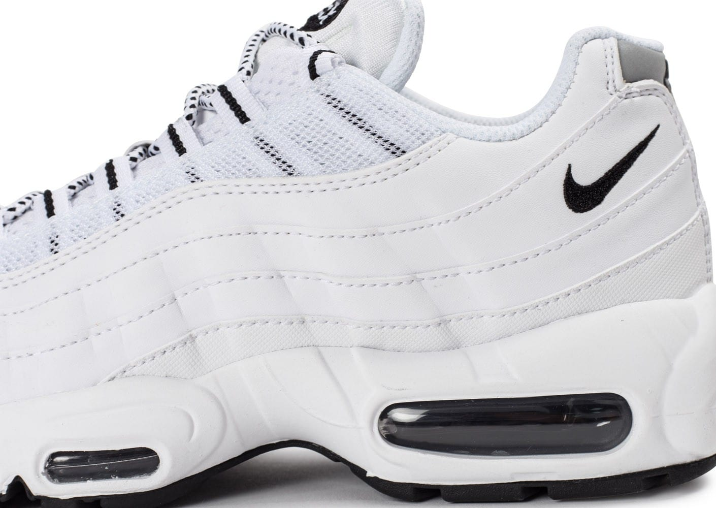 nike aire max blanche
