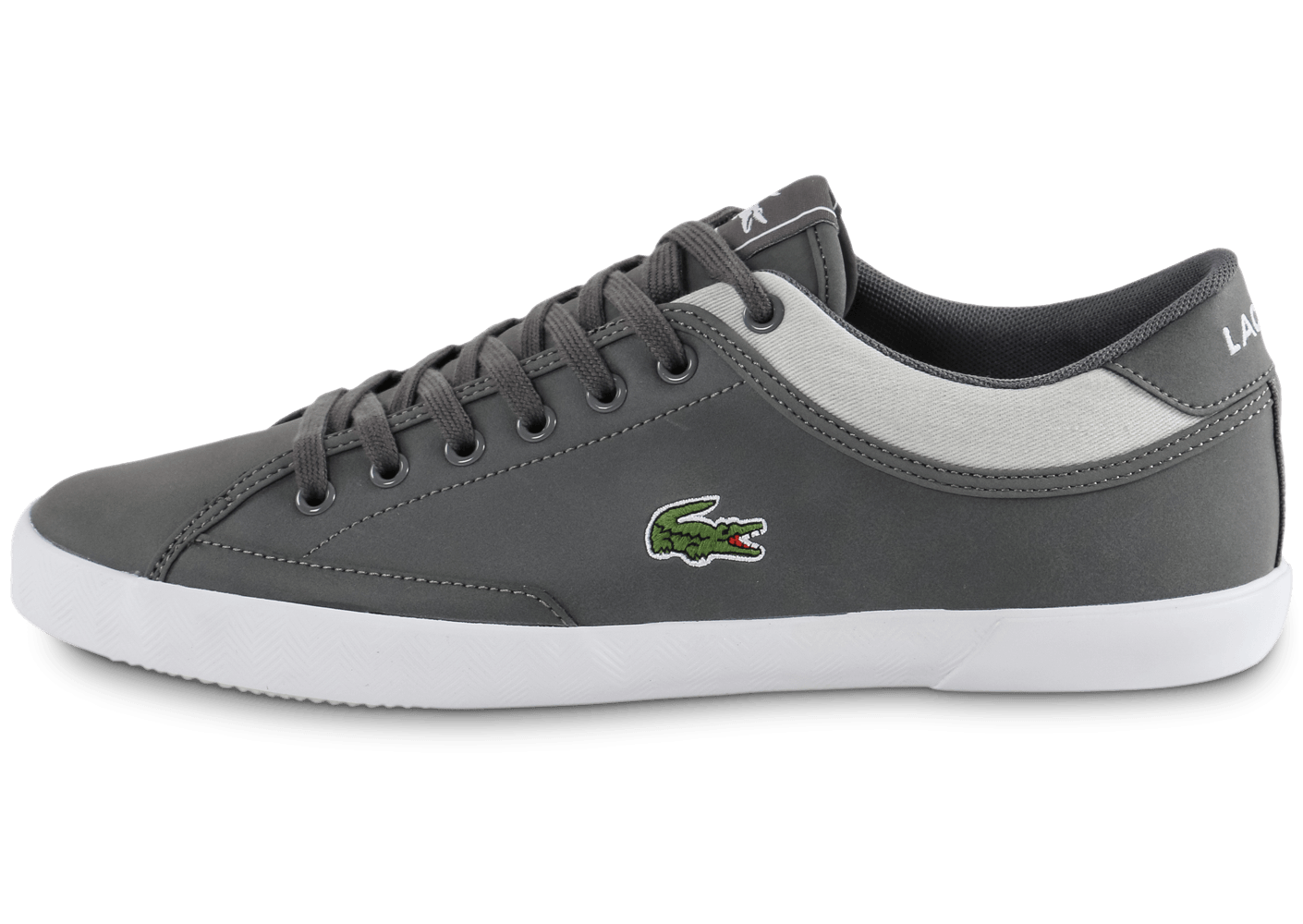 Baskets Chaussures Lacoste Angha Chausport grise homme w6t6qZUWYn