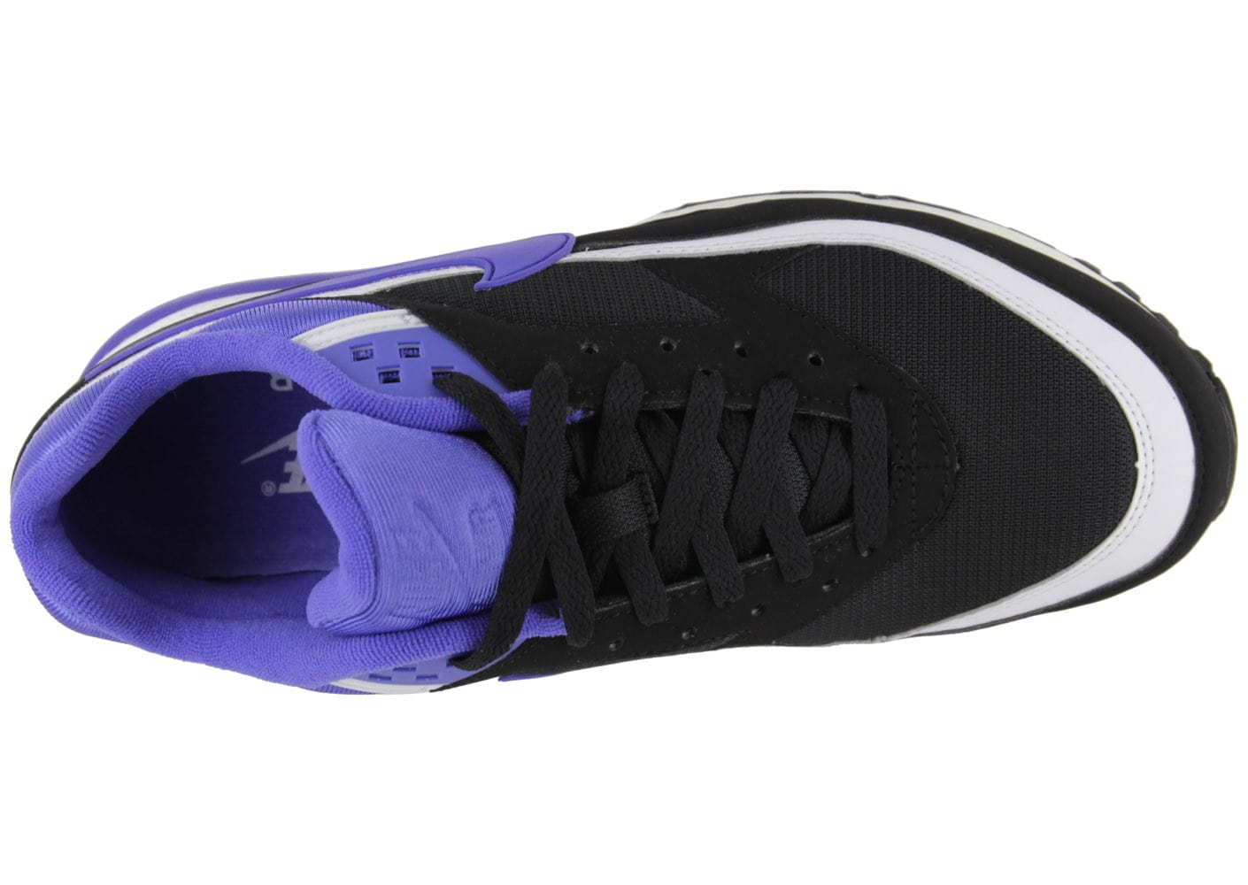 wholesale dealer 11efa 6a171 ... Chaussures Nike Air Max Bw Classic Persian Violet vue dessus