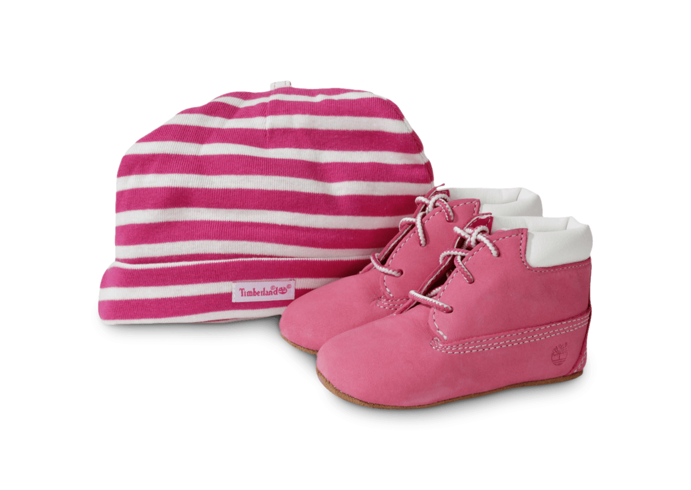 timberland fille rose