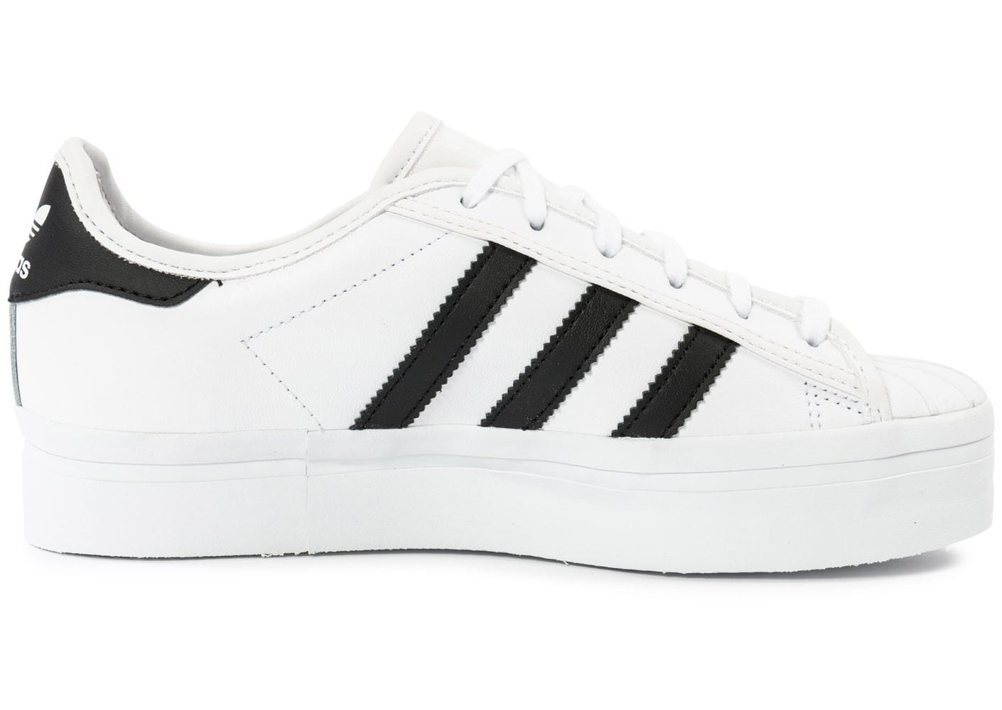 Plateforme Blanche Chausport Rize Adidas Superstar Chaussures WH2E9ID