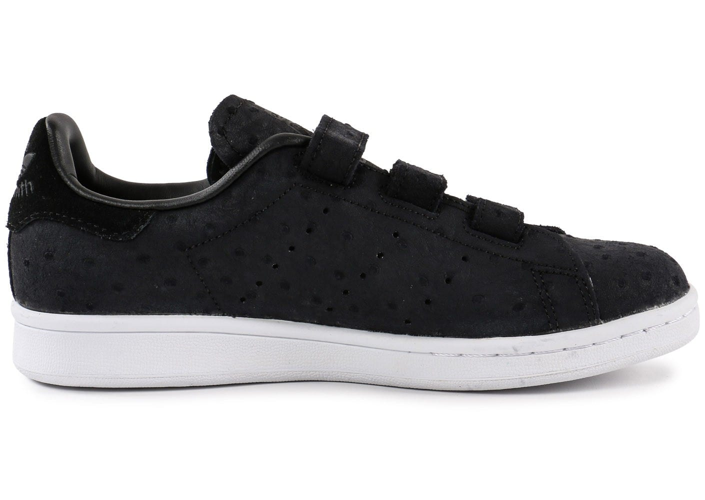 stan smith velcro noir