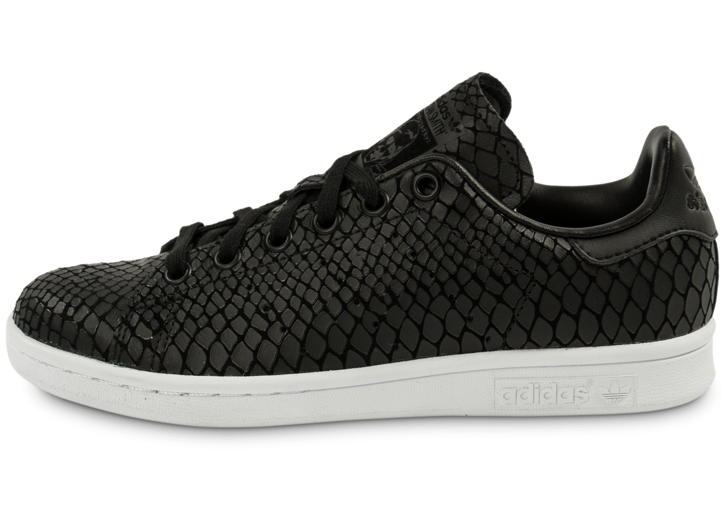 adidas Stan Smith Snake noire